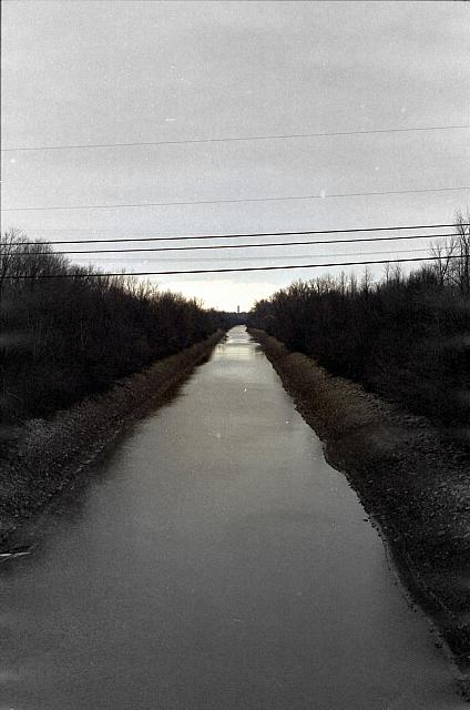Up The Canal (S. Lockport)