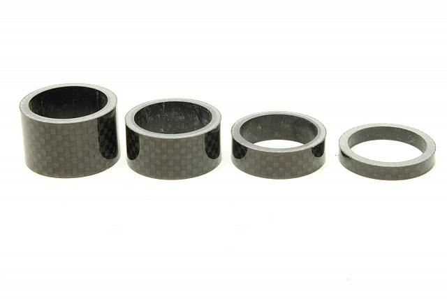 1 inch Carbon Headtube Spacers