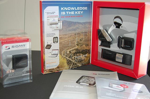 Sigma ROX Computer Interface