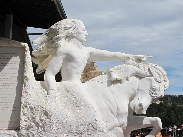 Crazy Horse Through Crazy Horse