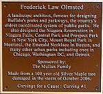 Frederick Law Olmsted Info