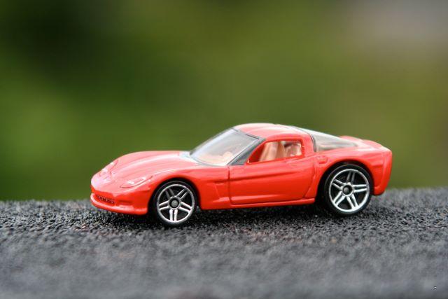 Chevrolet C6 Corvette