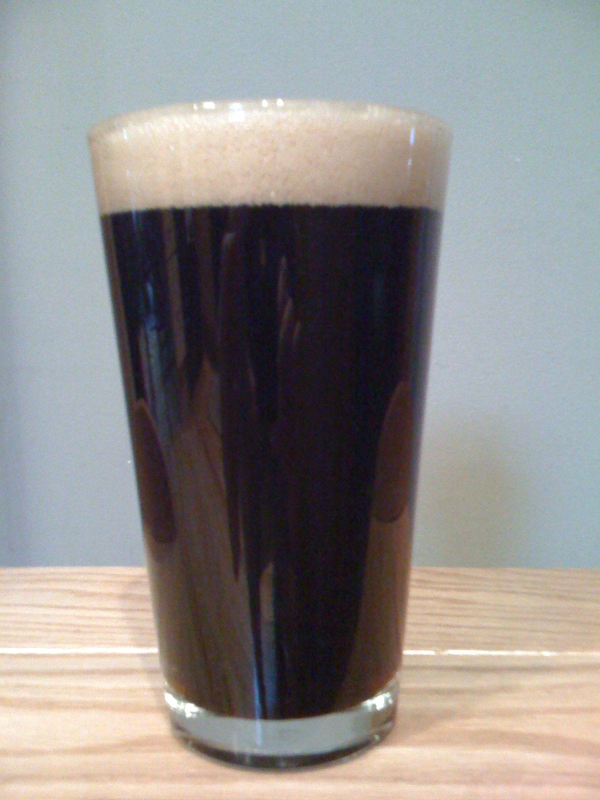 Adam Howell Columbus Day Stout (2008)