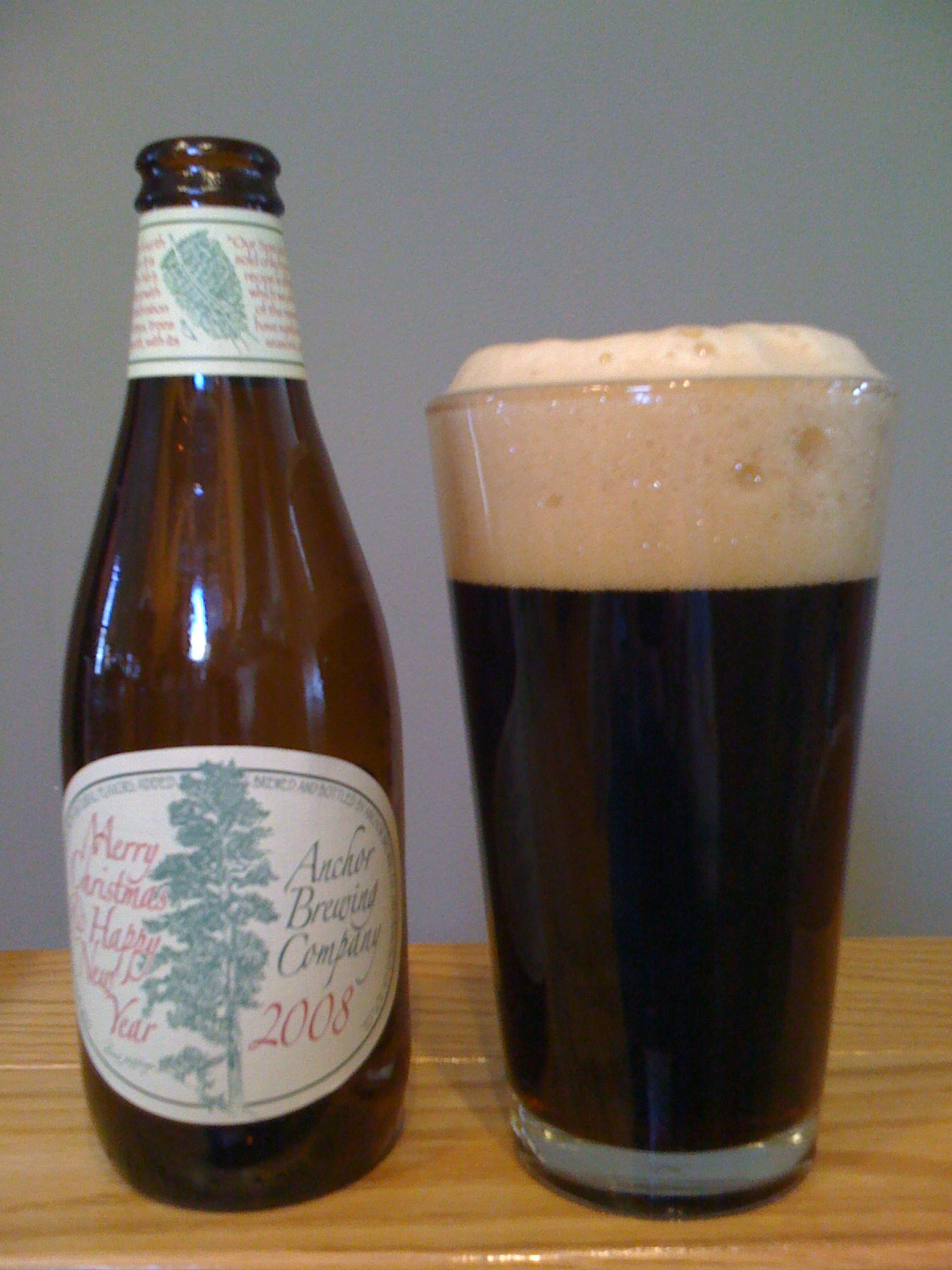 Anchor Our Special Ale (2008)