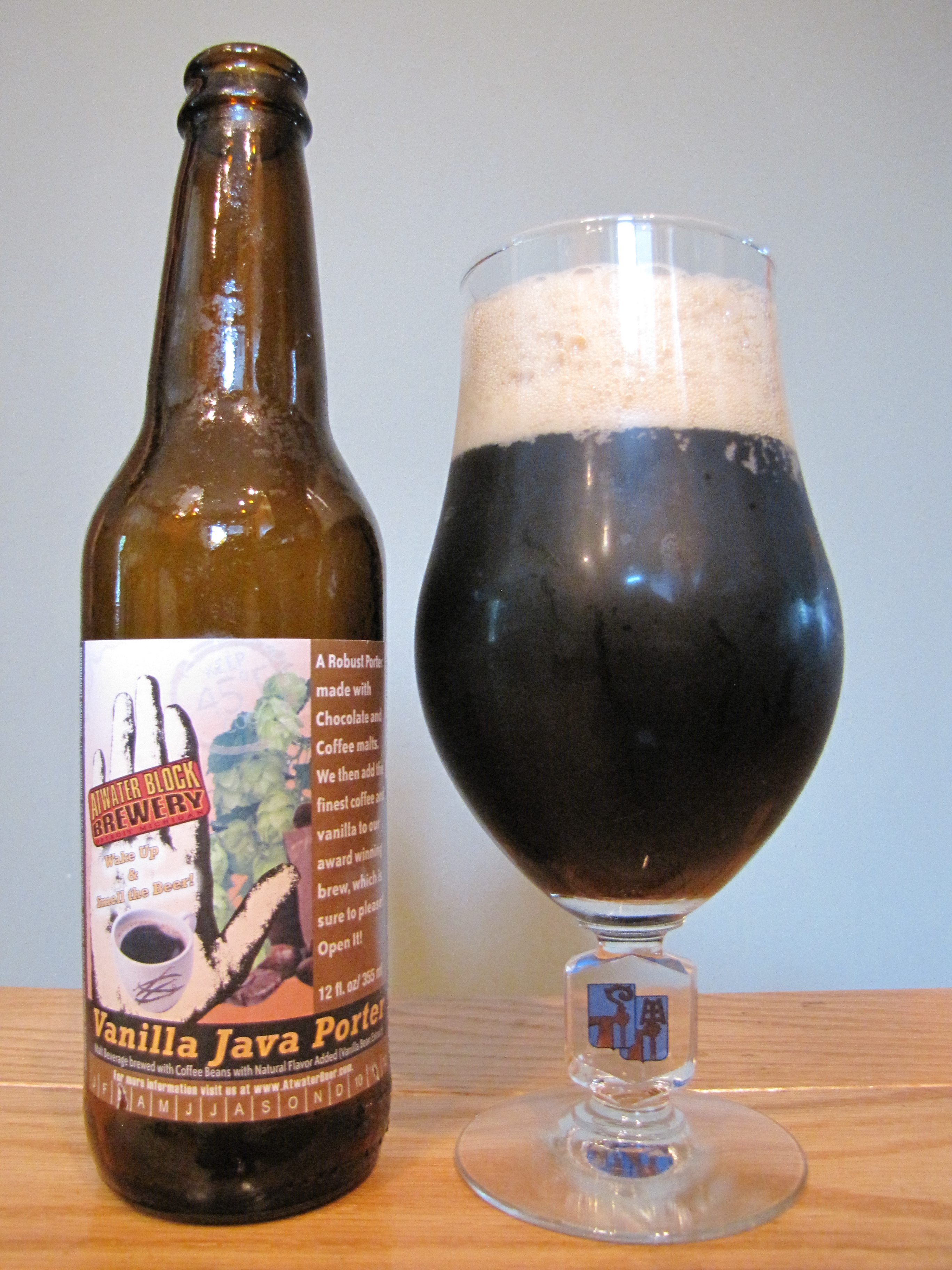 Atwater Vanilla Java Porter