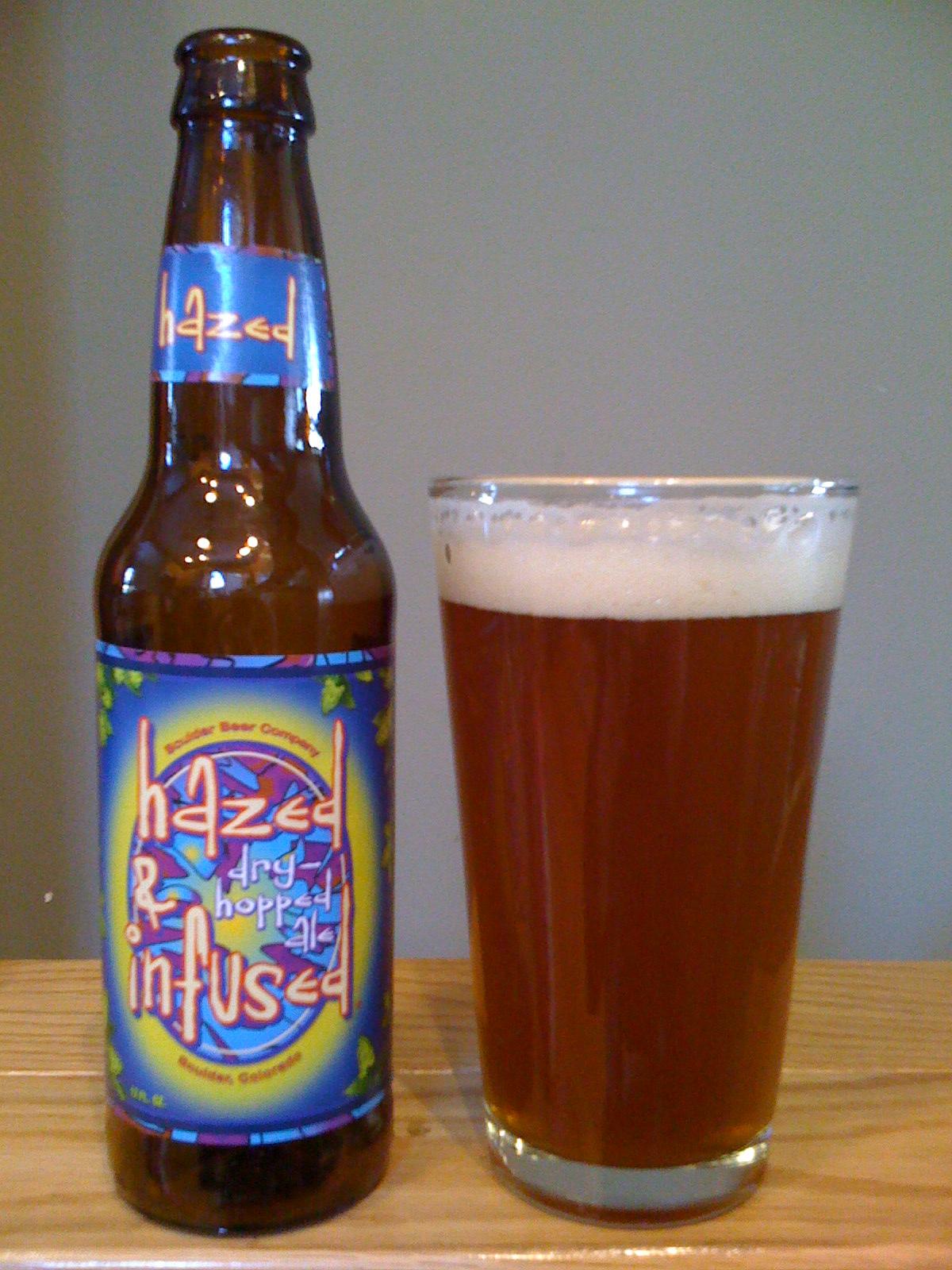 Boulder Beer Hazed & Infused
