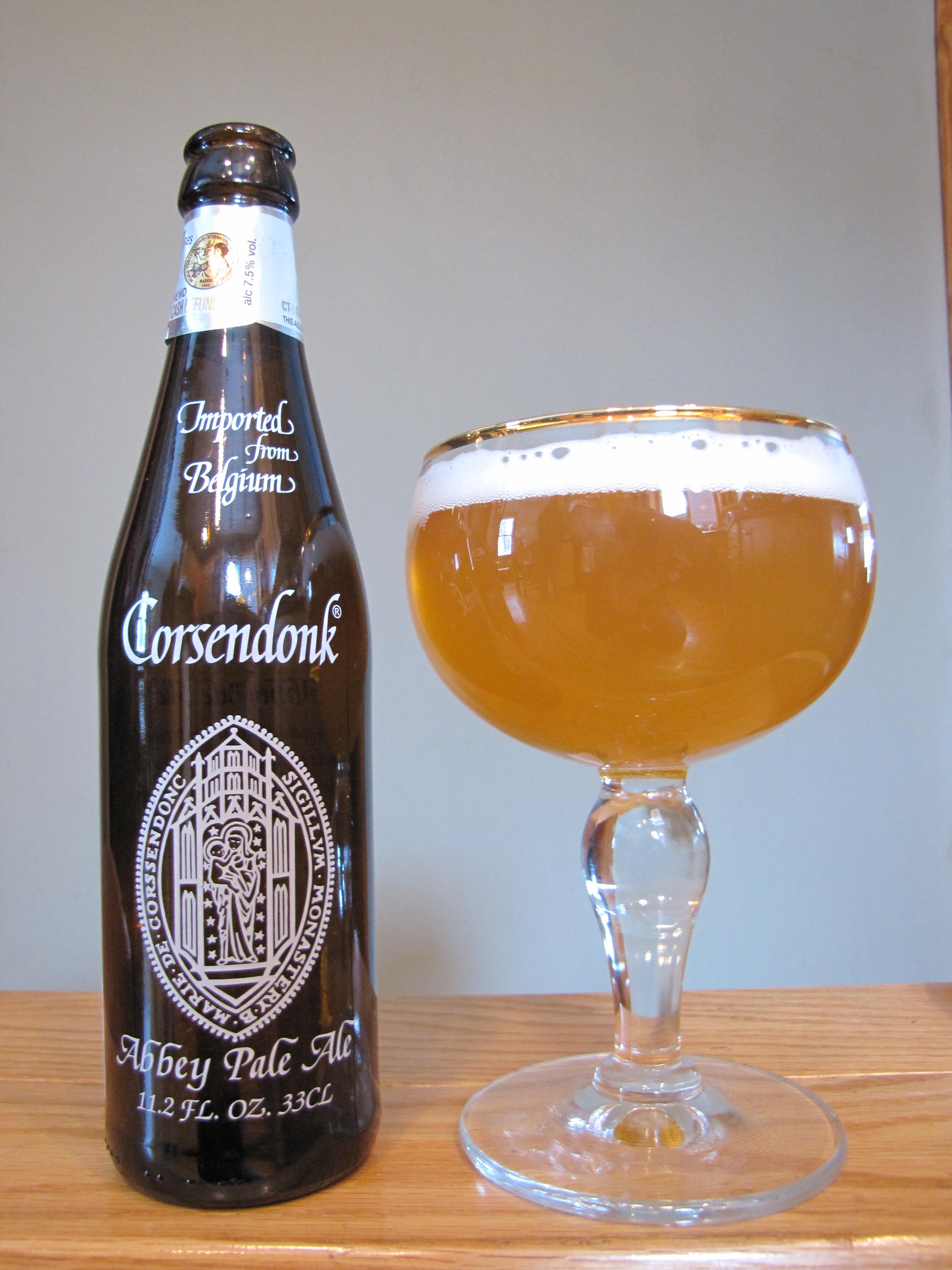 Corsendonk Abbey Pale Ale