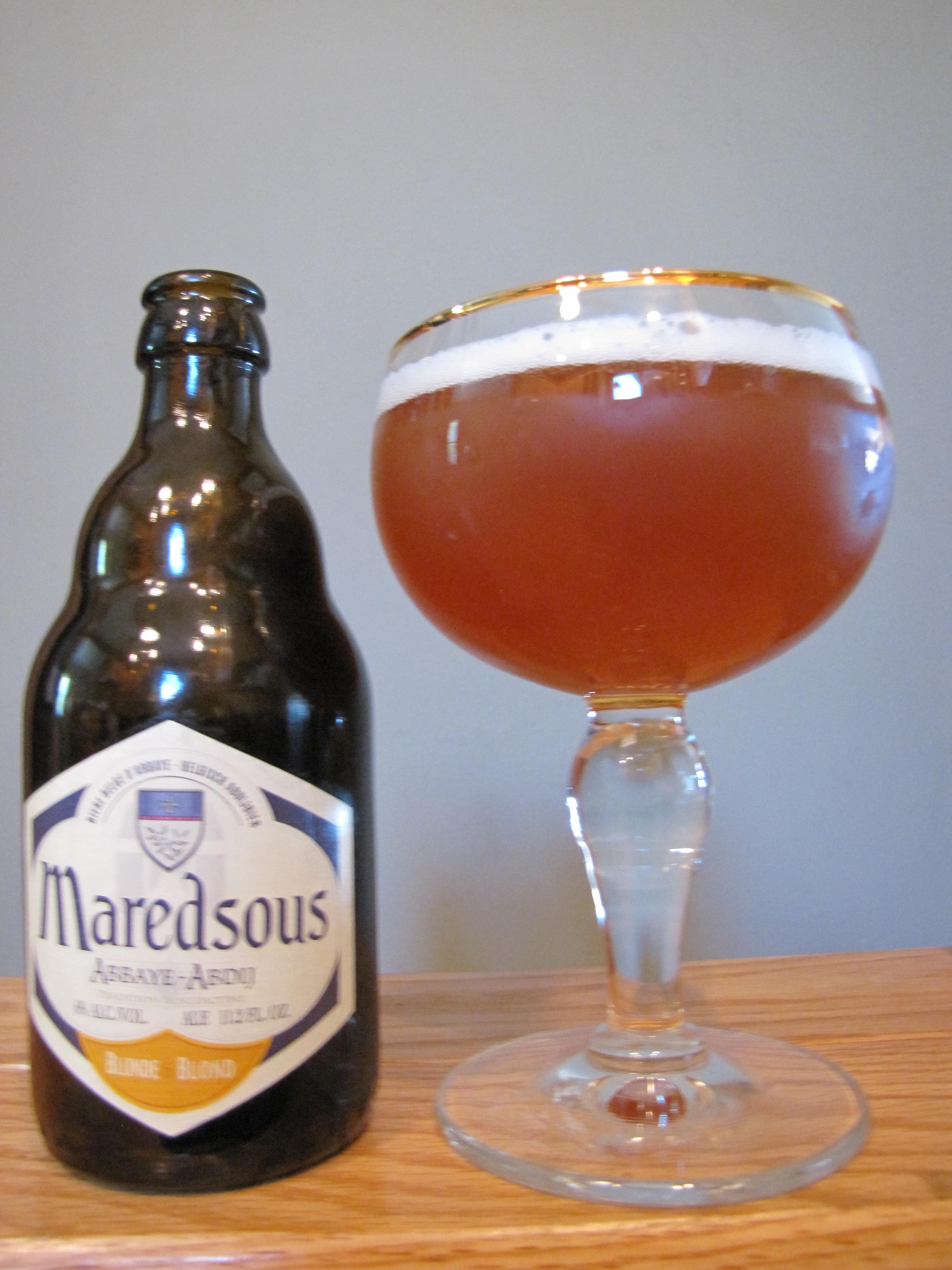 Duvel Maredsous 6 - Blonde