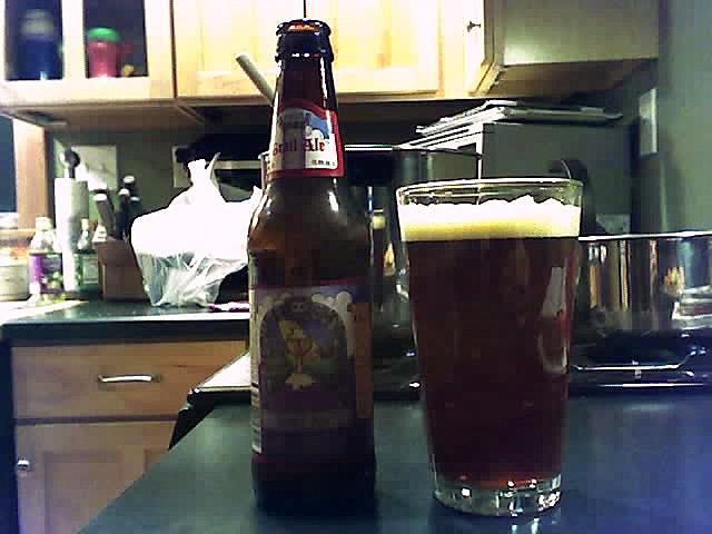 Middle Ages Grail Ale