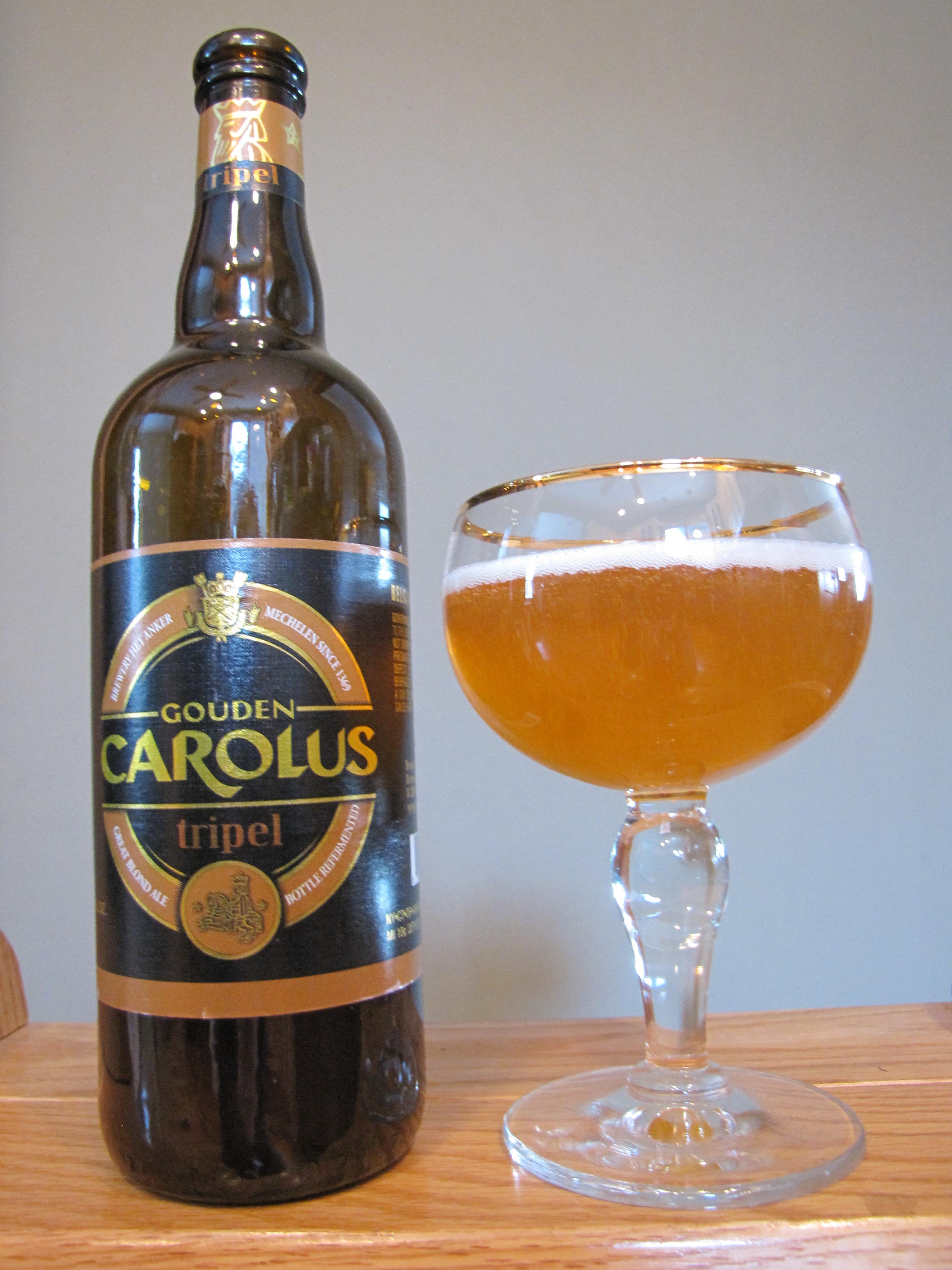 Het Anker Gouden Carolus Tripel
