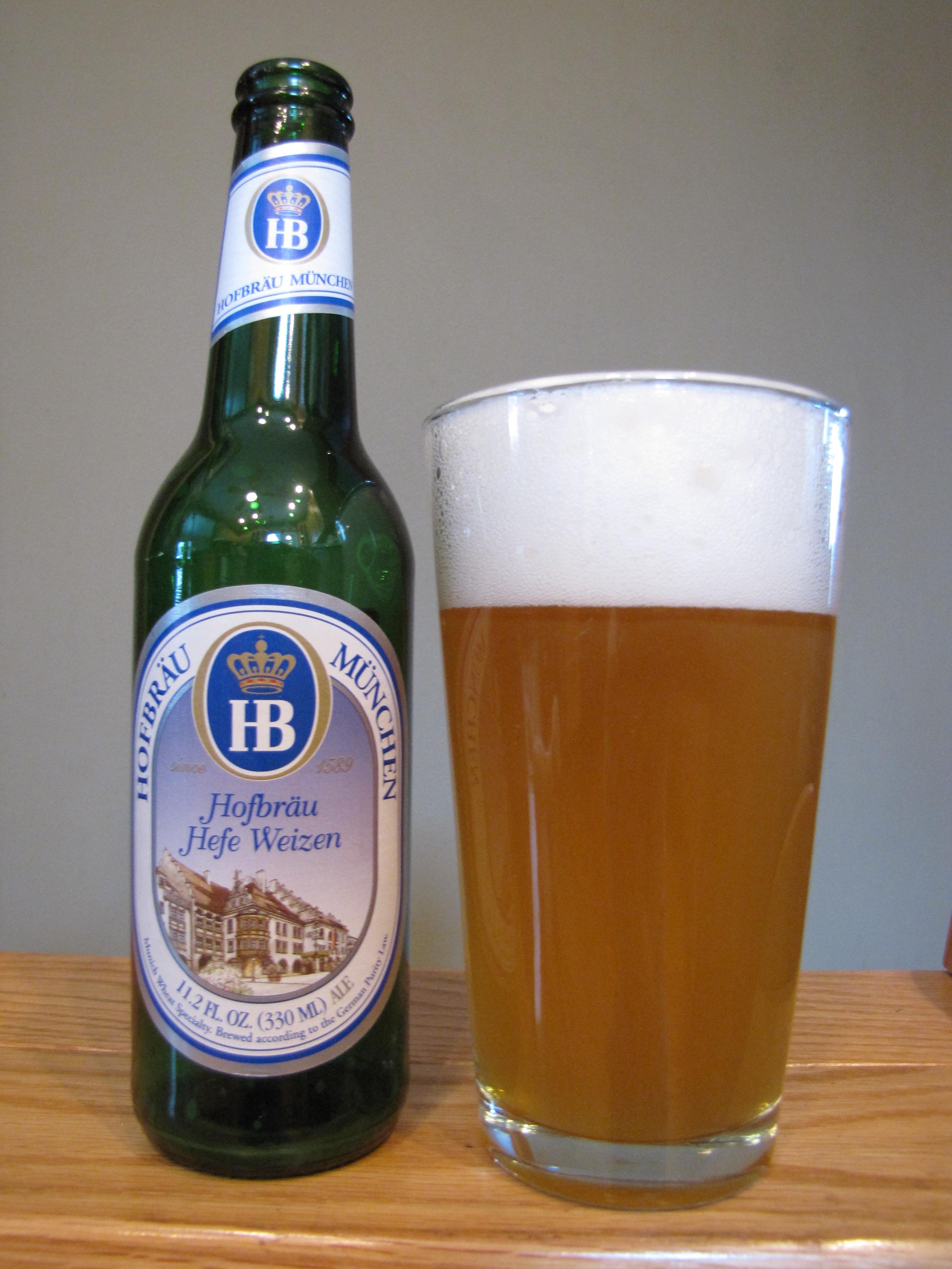 Hofbräu Münchner Hefe Weizen