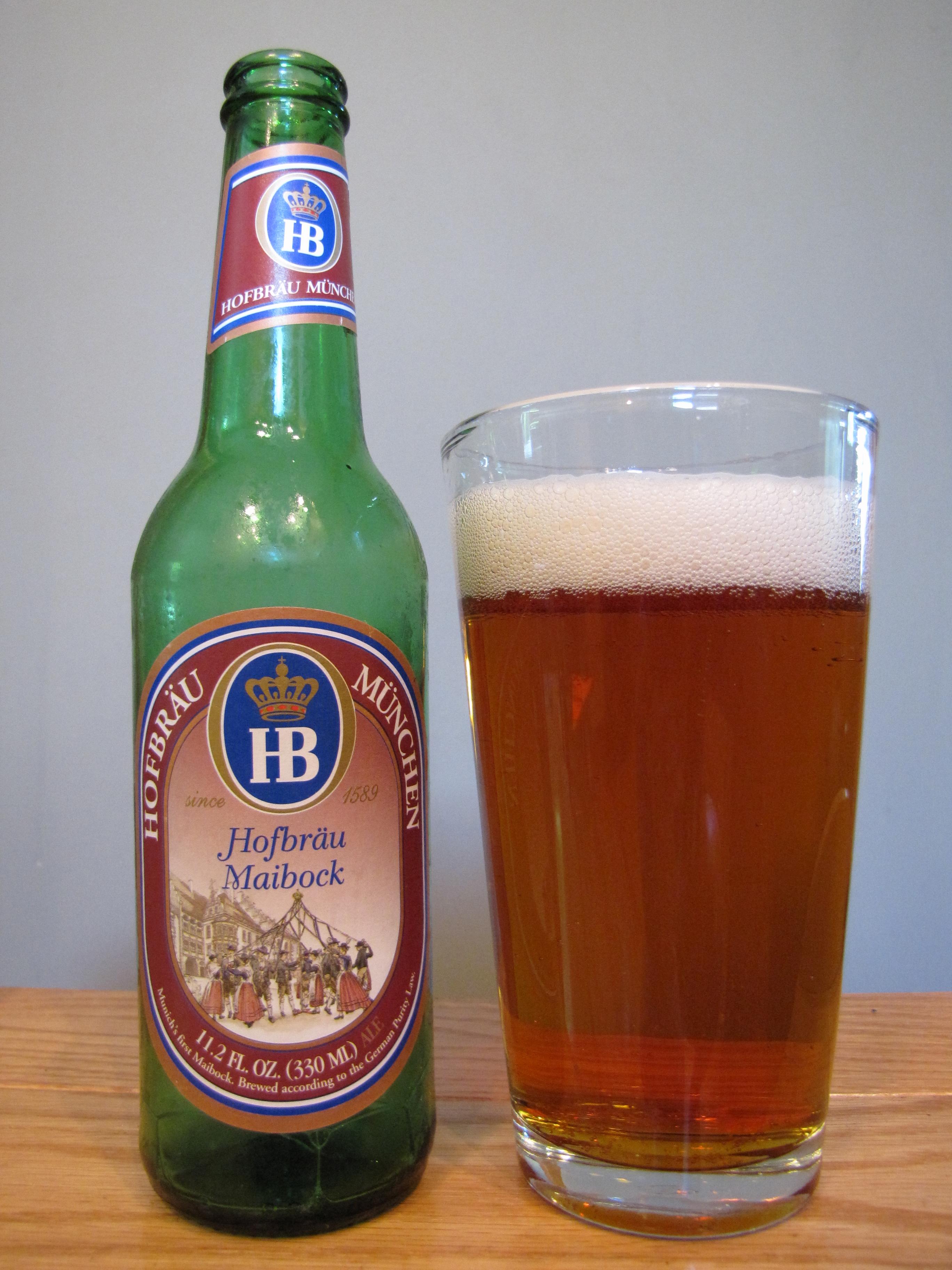 Hofbräu Münchner Maibock
