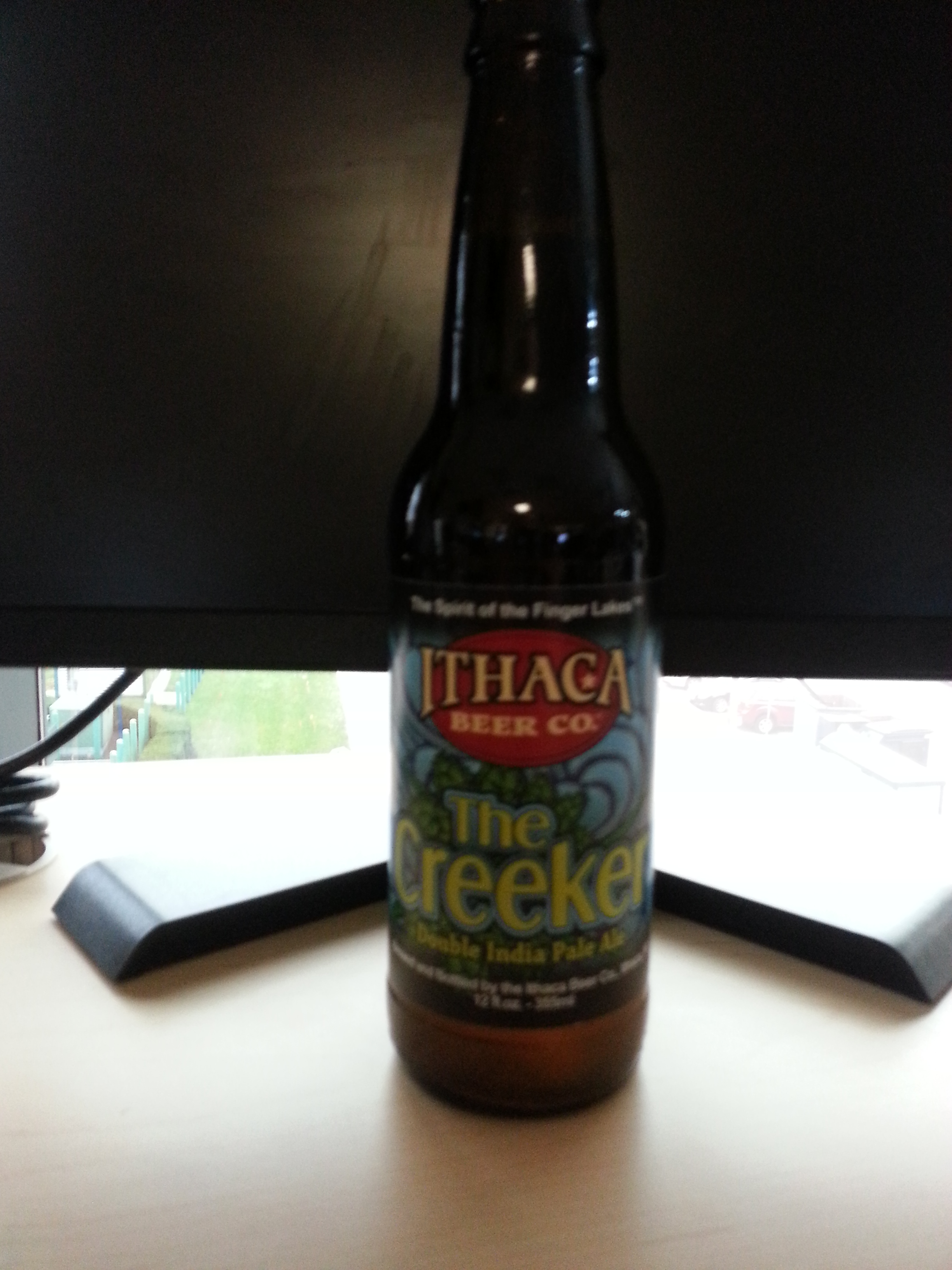 Ithaca The Creeker Double IPA