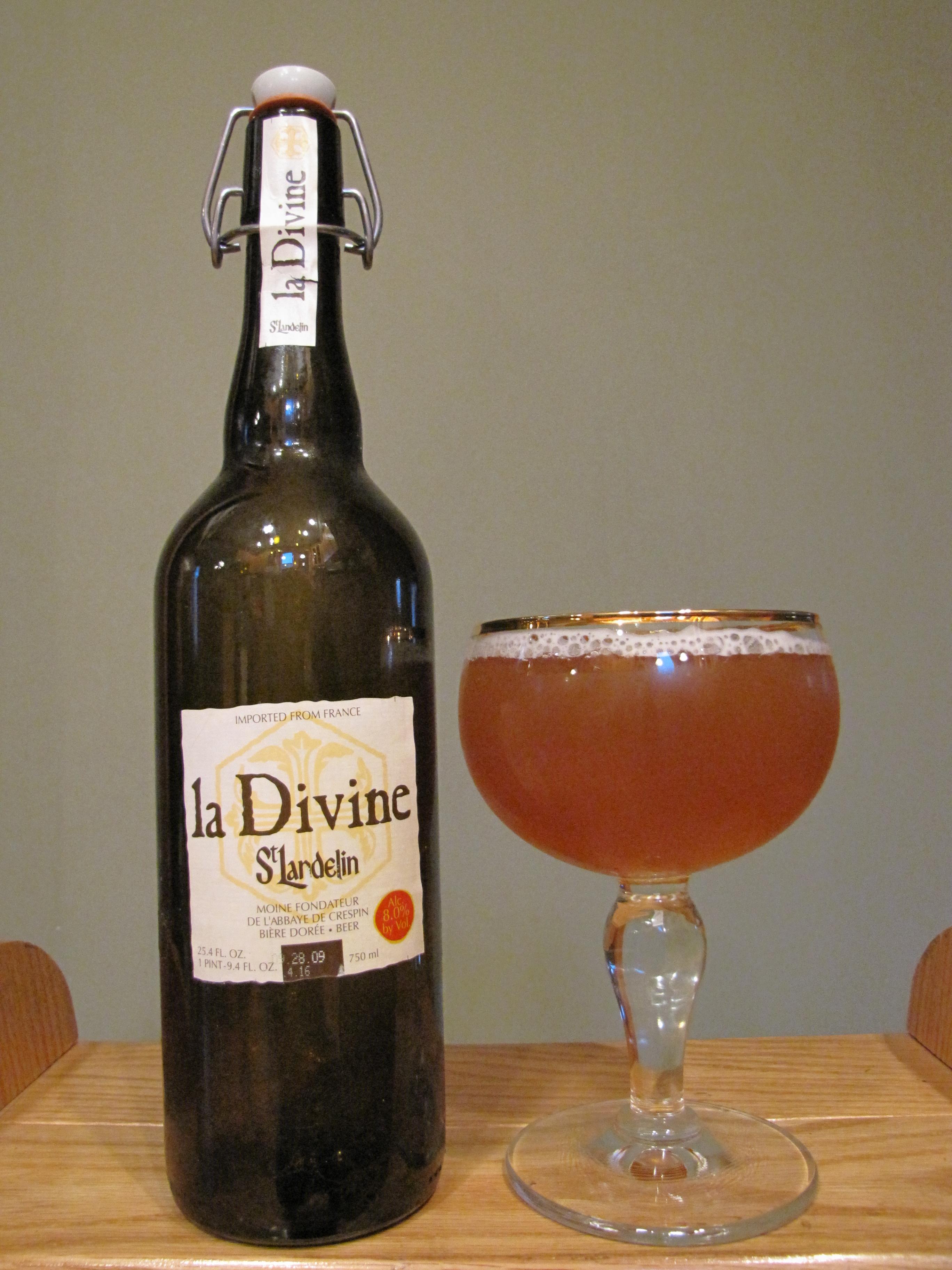 Gayant Saint Landelin La Divine