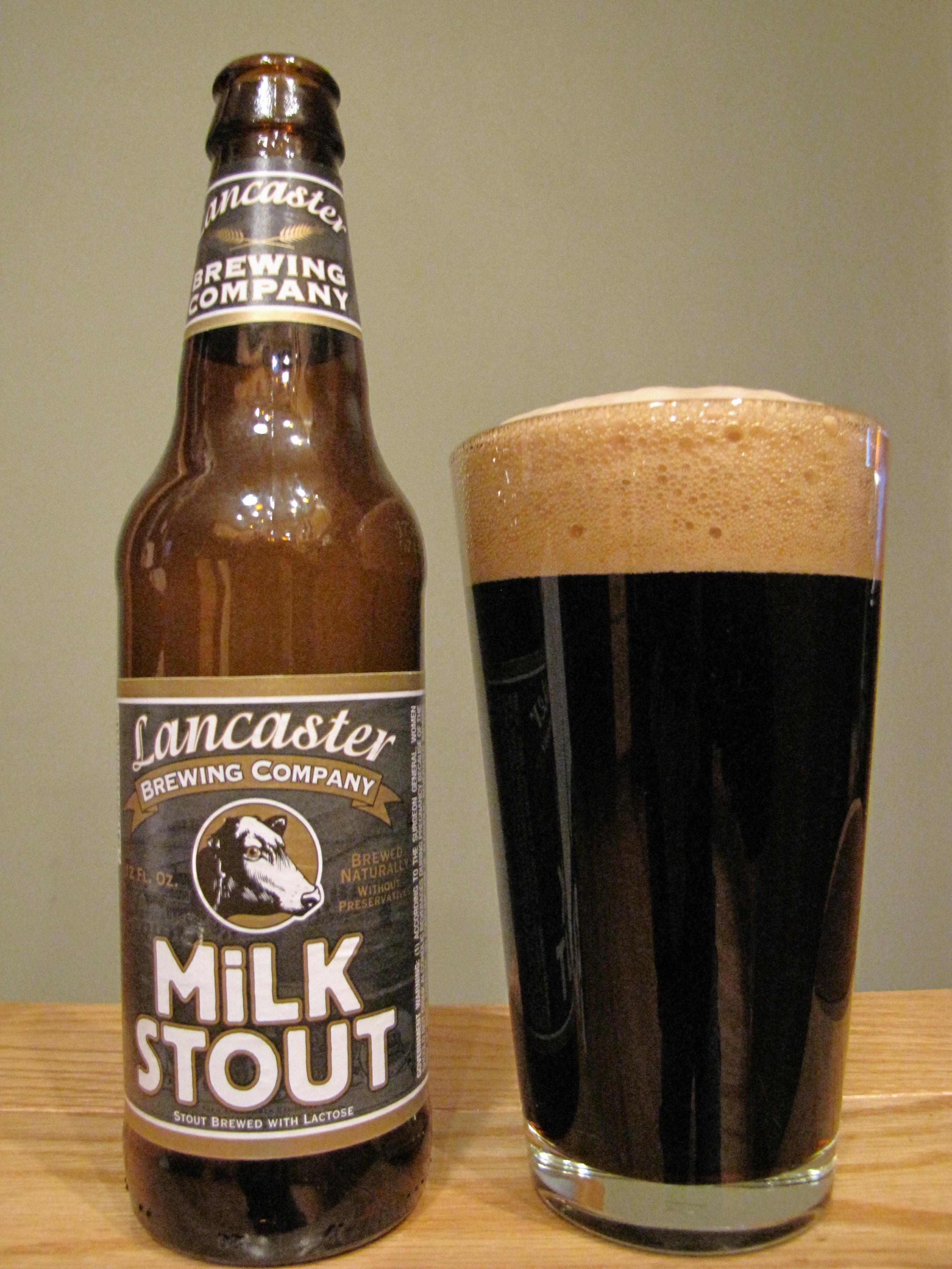 Lancaster Milk Stout