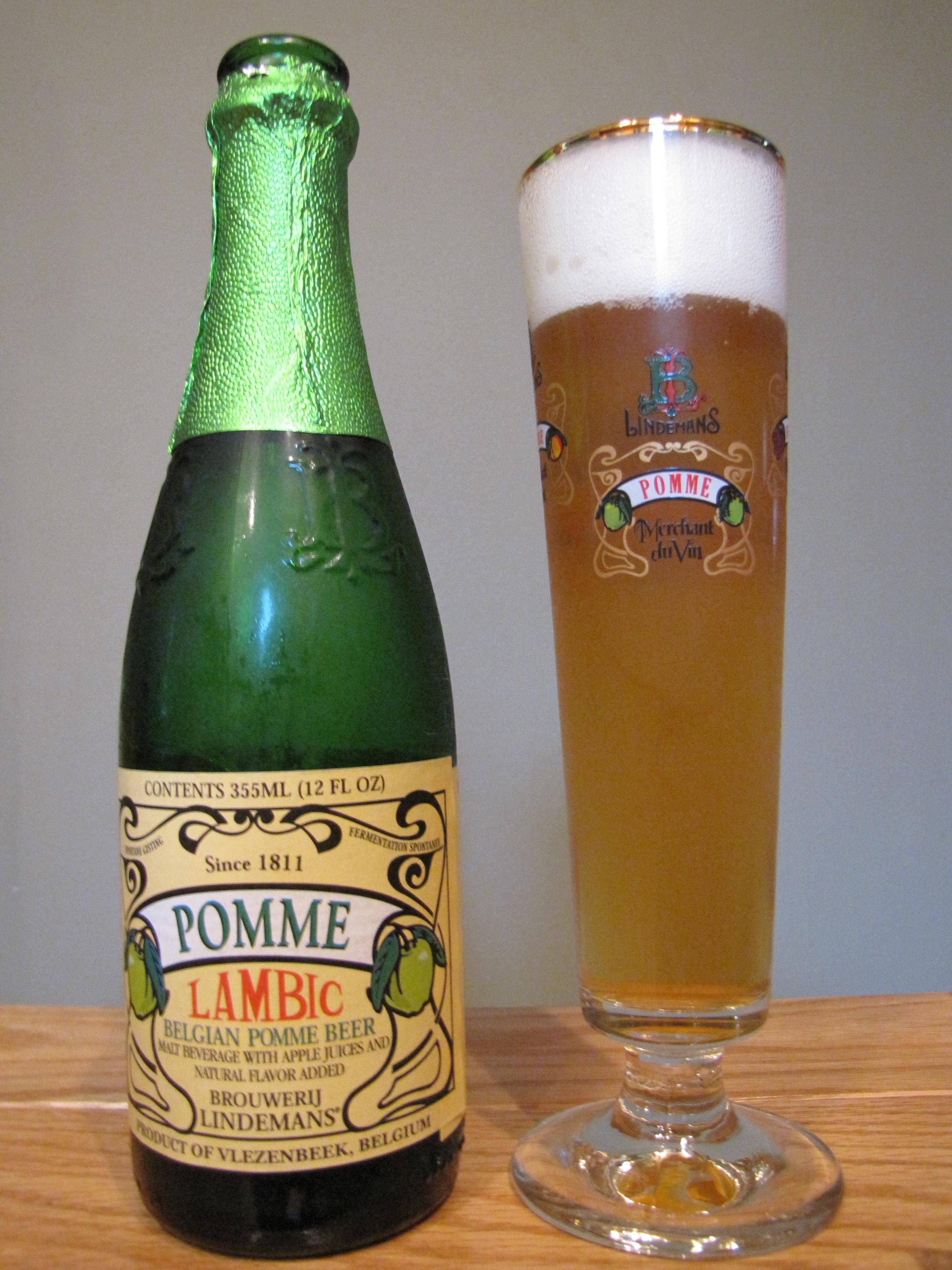 Lindemans Pomme Lambic