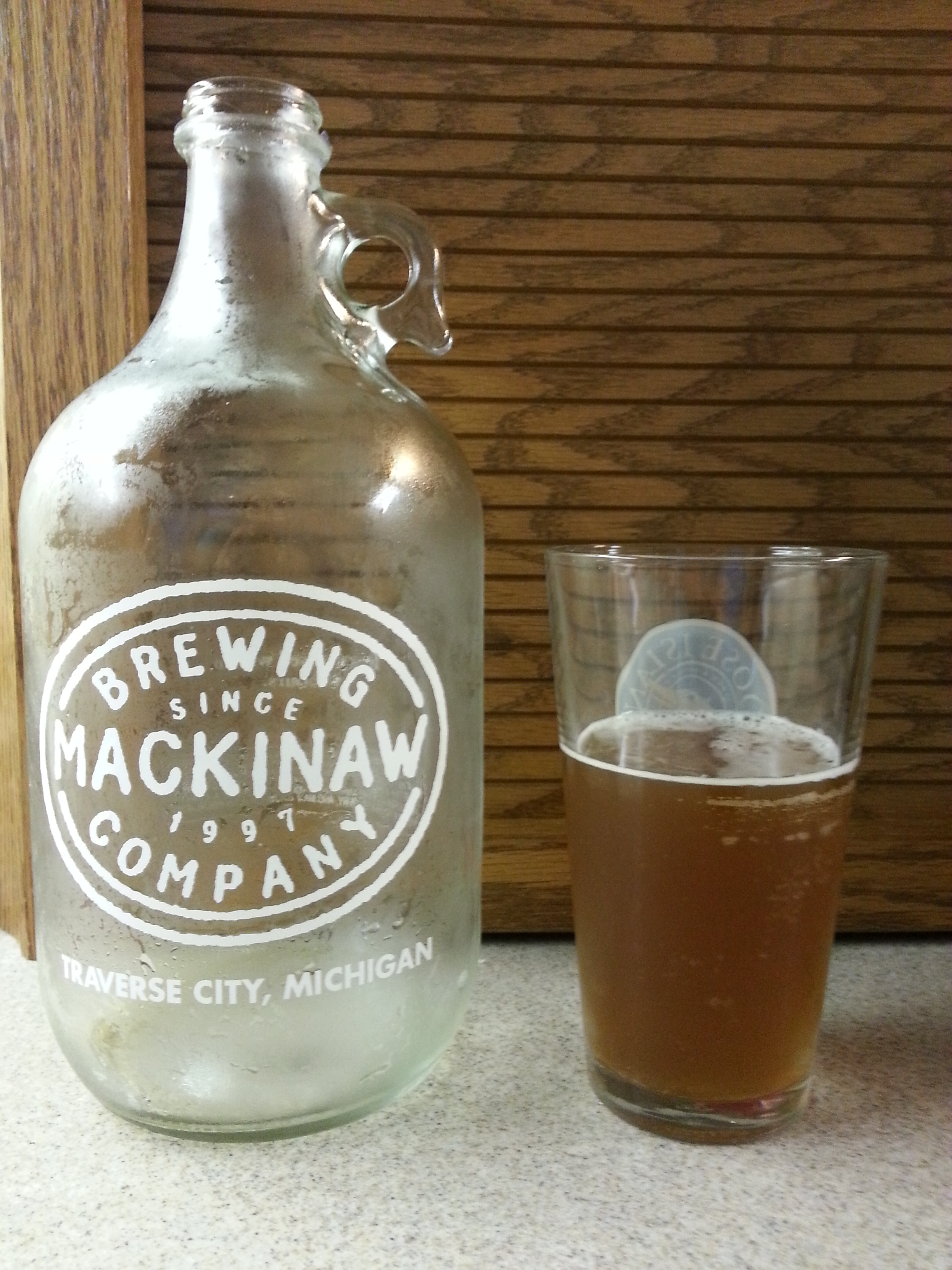 Mackinaw West Bay IPA