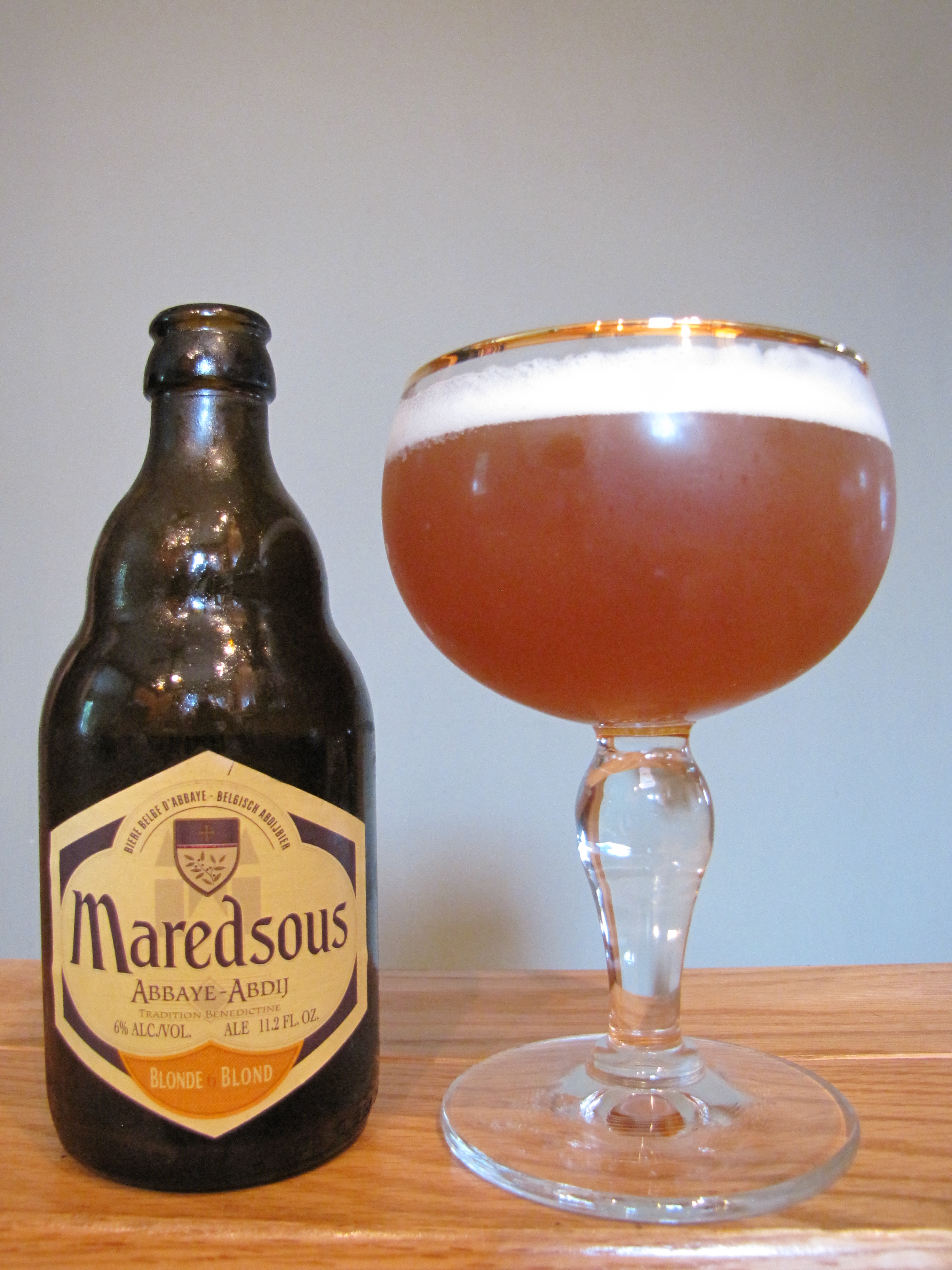 Maredsous 6 - Blonde