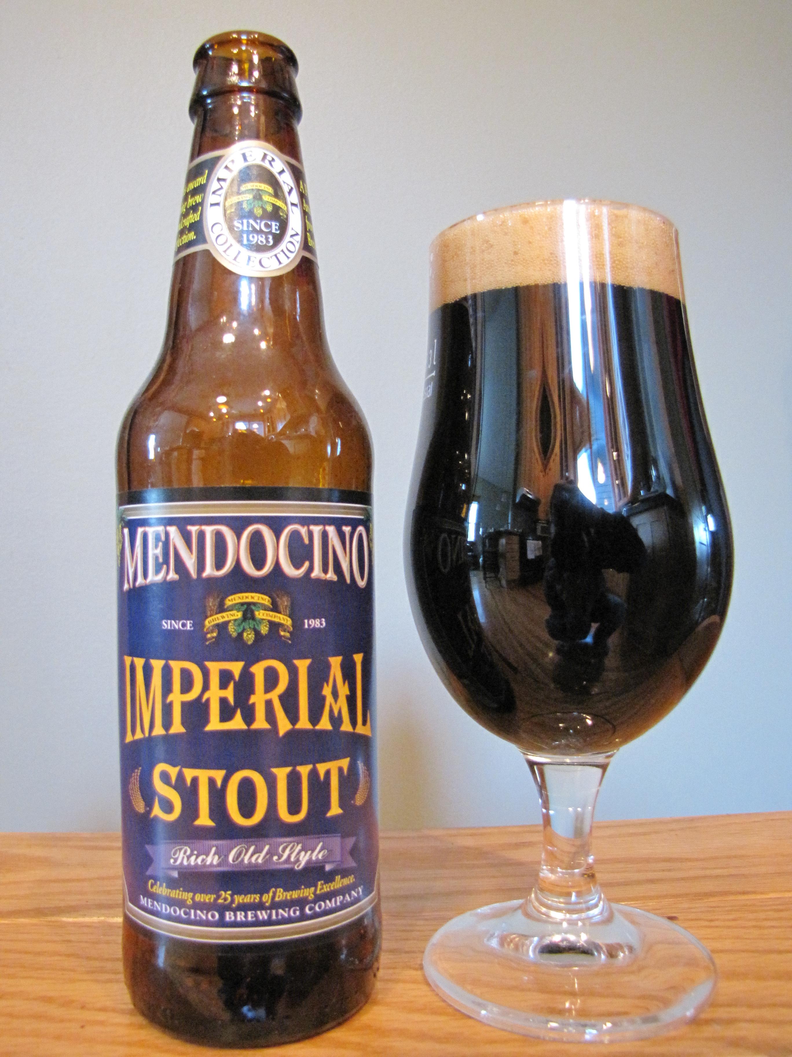 Mendocino Imperial Stout