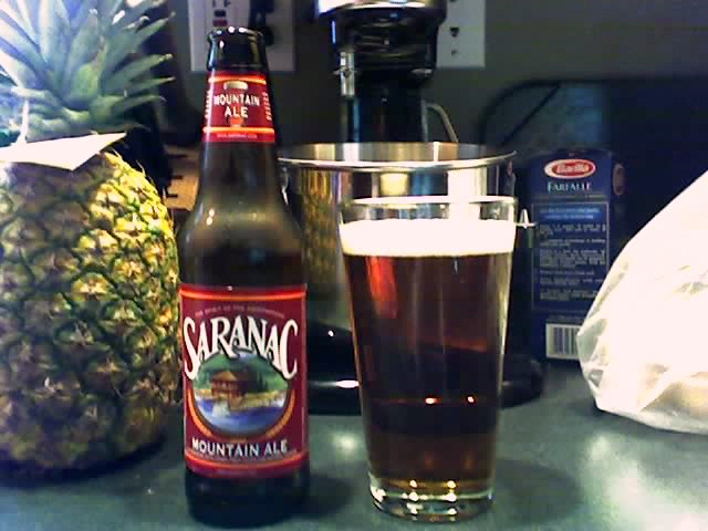 Saranac Mountain (Berry) Ale