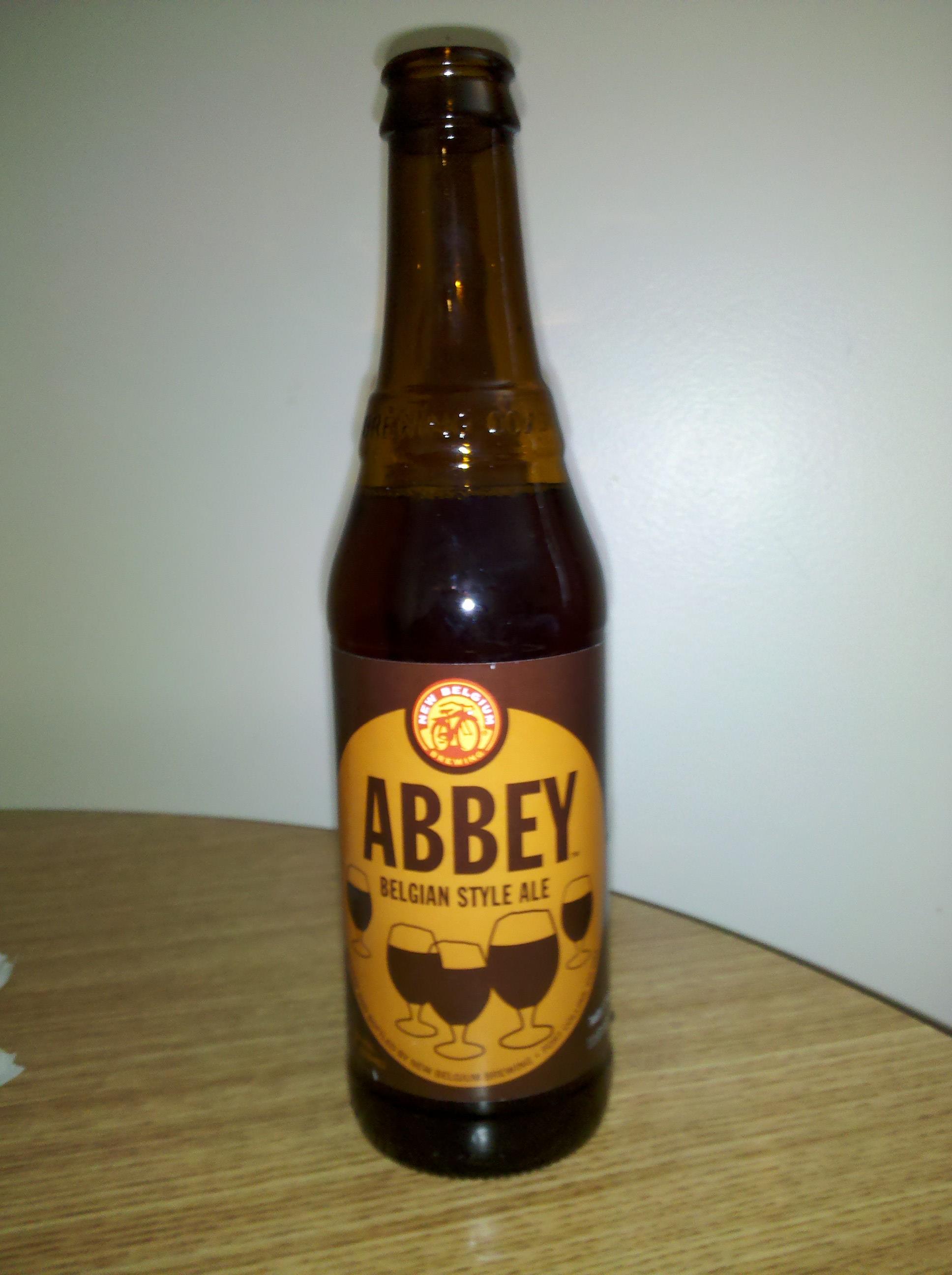 New Belgium Abbey Belgian Style Ale