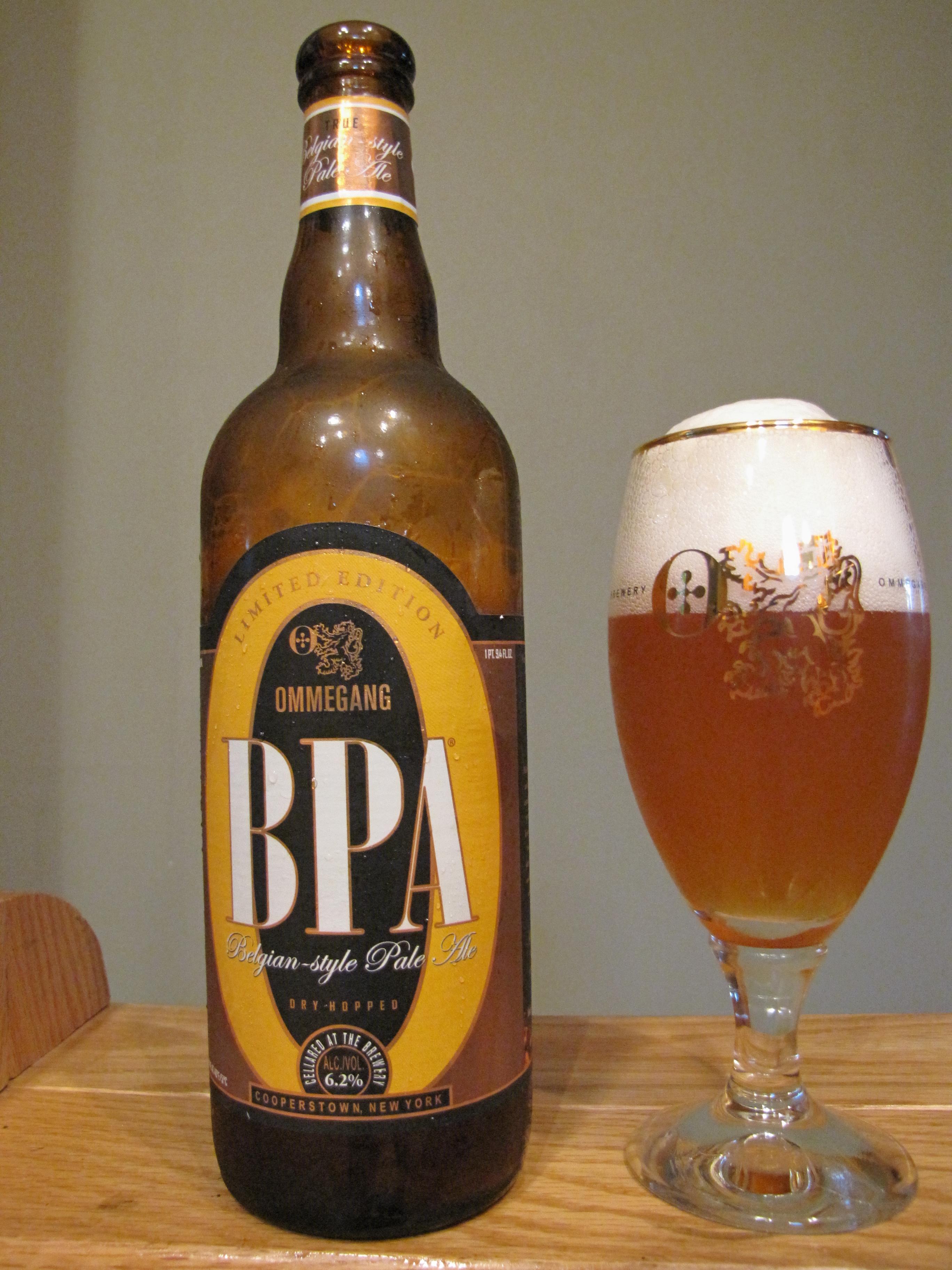 Ommegang BPA