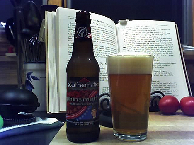 Southern Tier Phin & Matts Extraordinary Ale