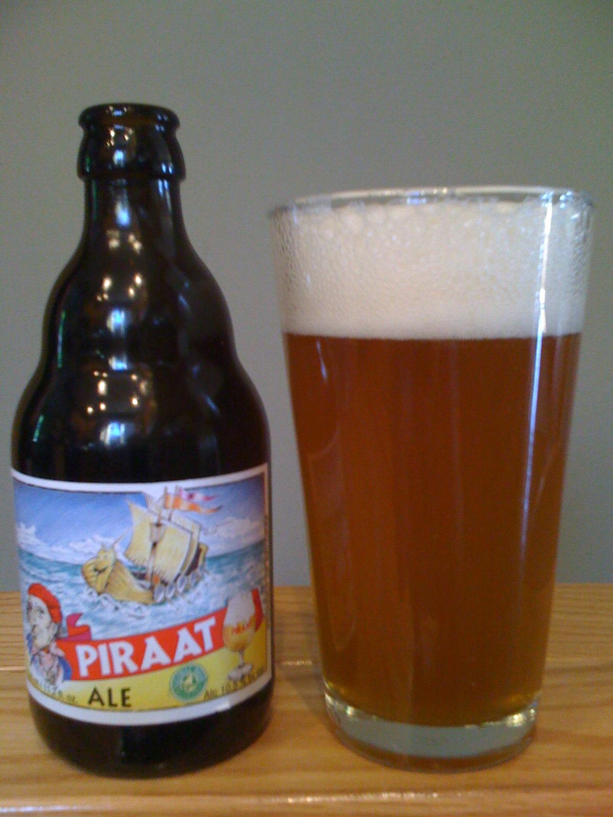 Brouwerij Van Steenberge Piraat Ale