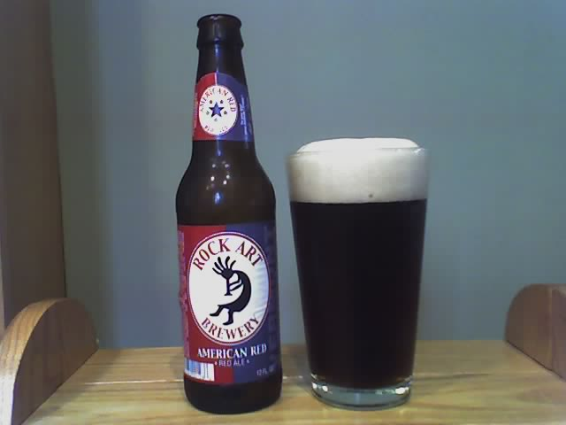 Rock Art American Red Ale