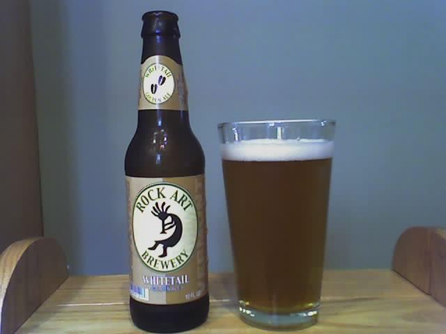 Rock Art Whitetail Ale