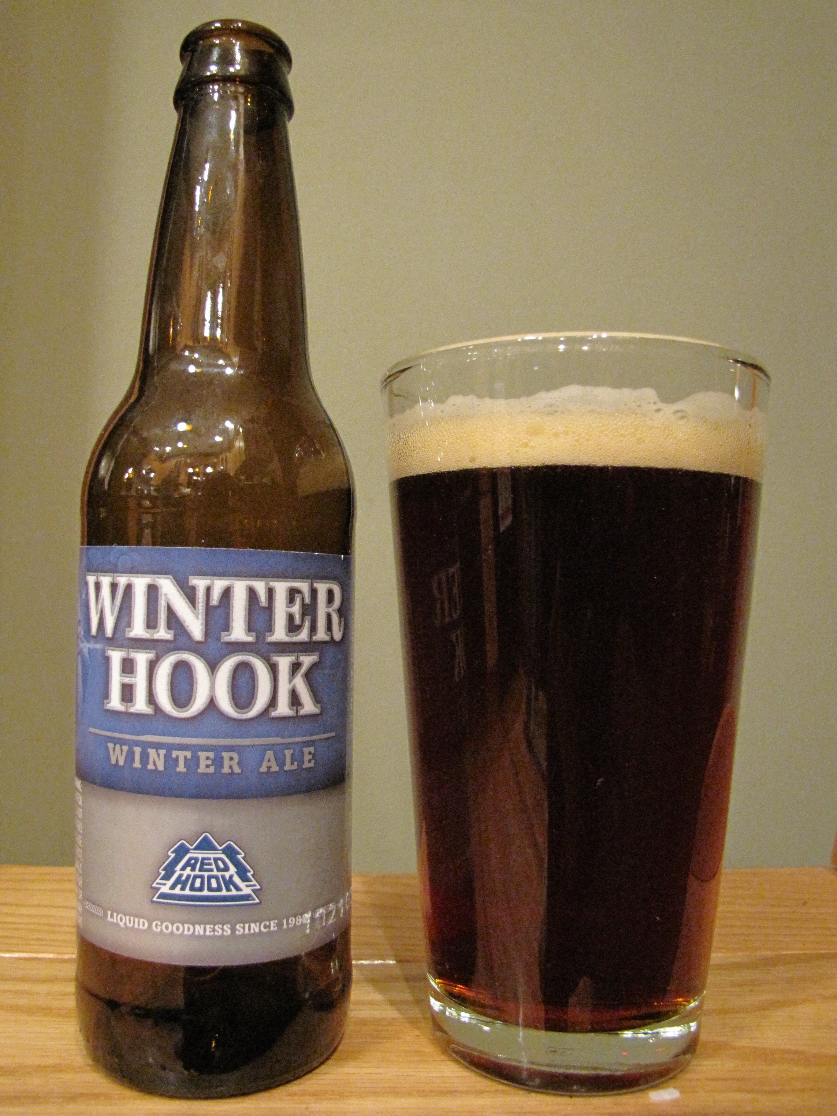 Redhook Winterhook Winter Ale