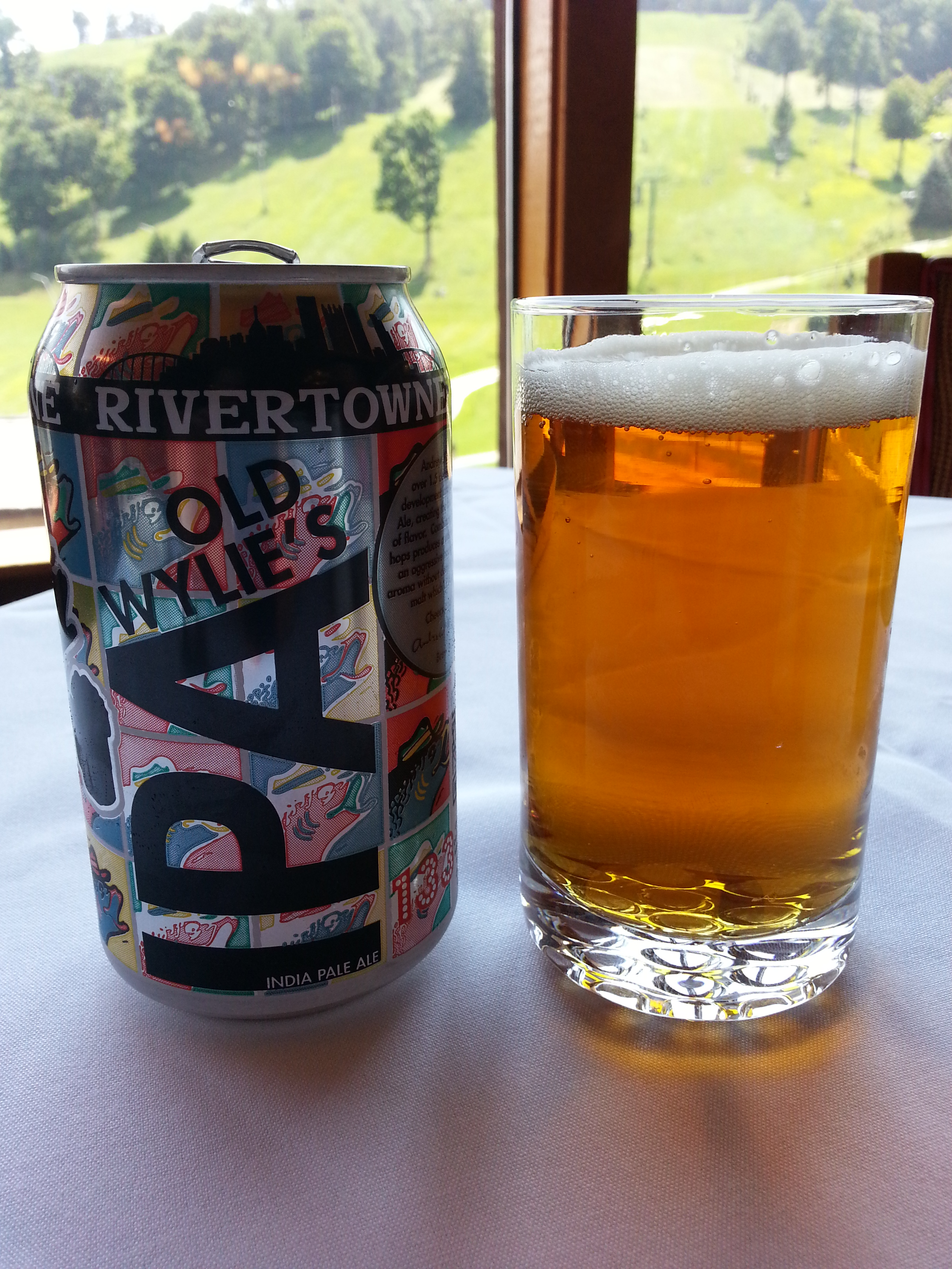 Rivertowne Old Wylie's IPA