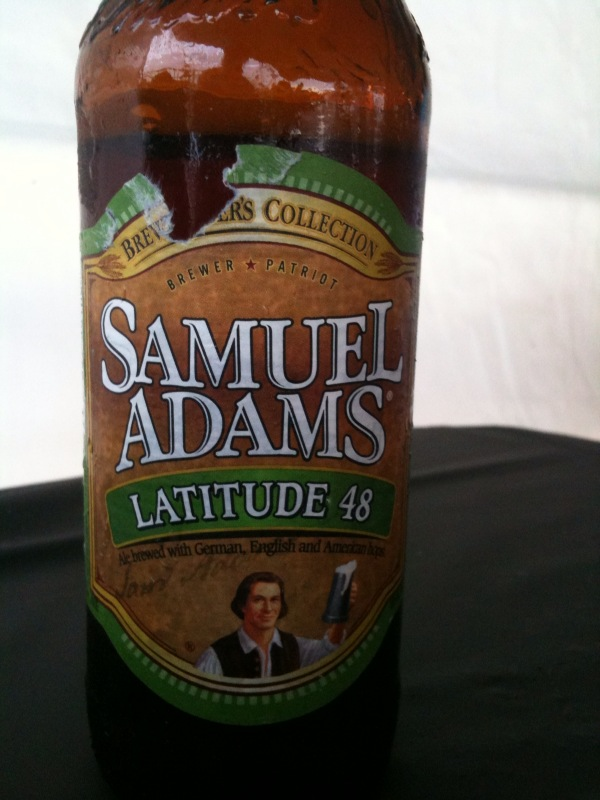 Sam Adams Latitude 48 IPA