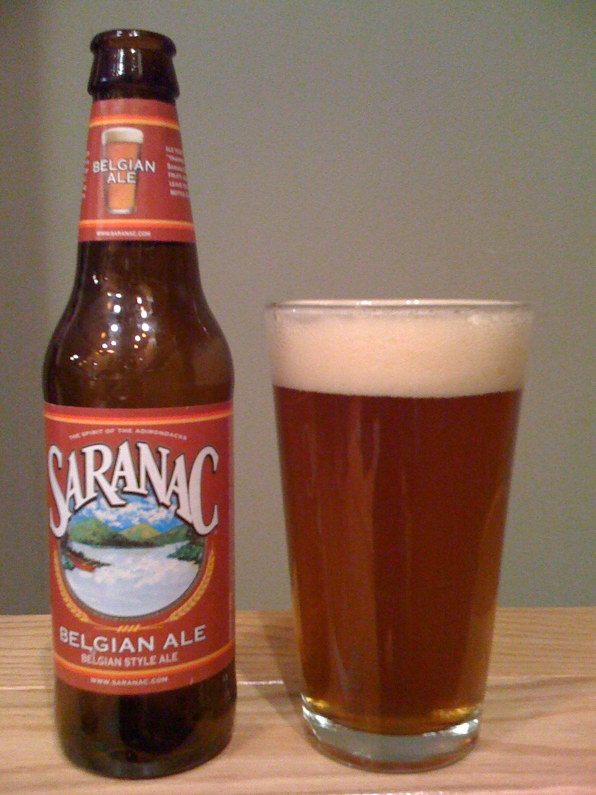 Saranac Belgian Ale