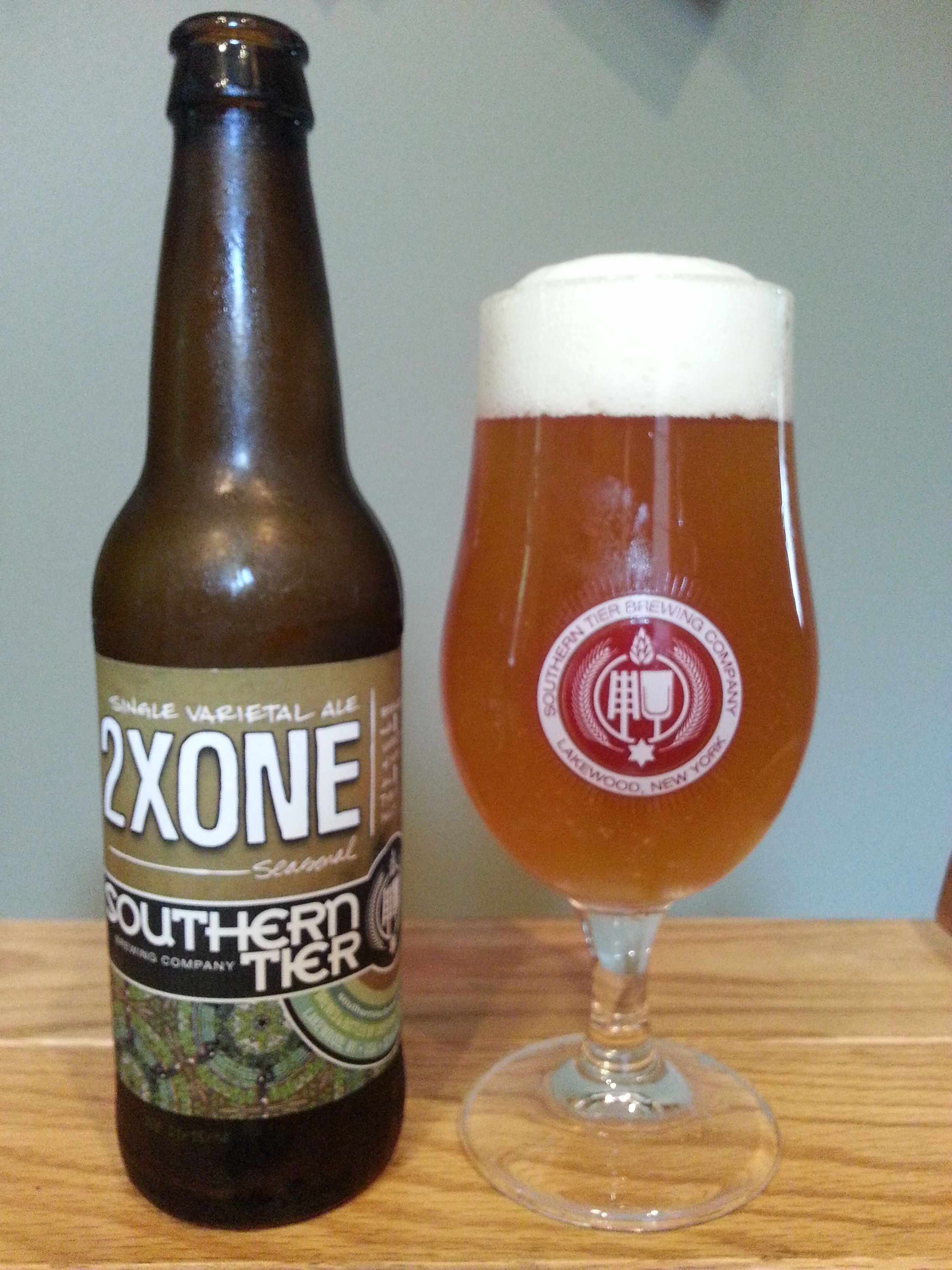 Southern Tier 2X One