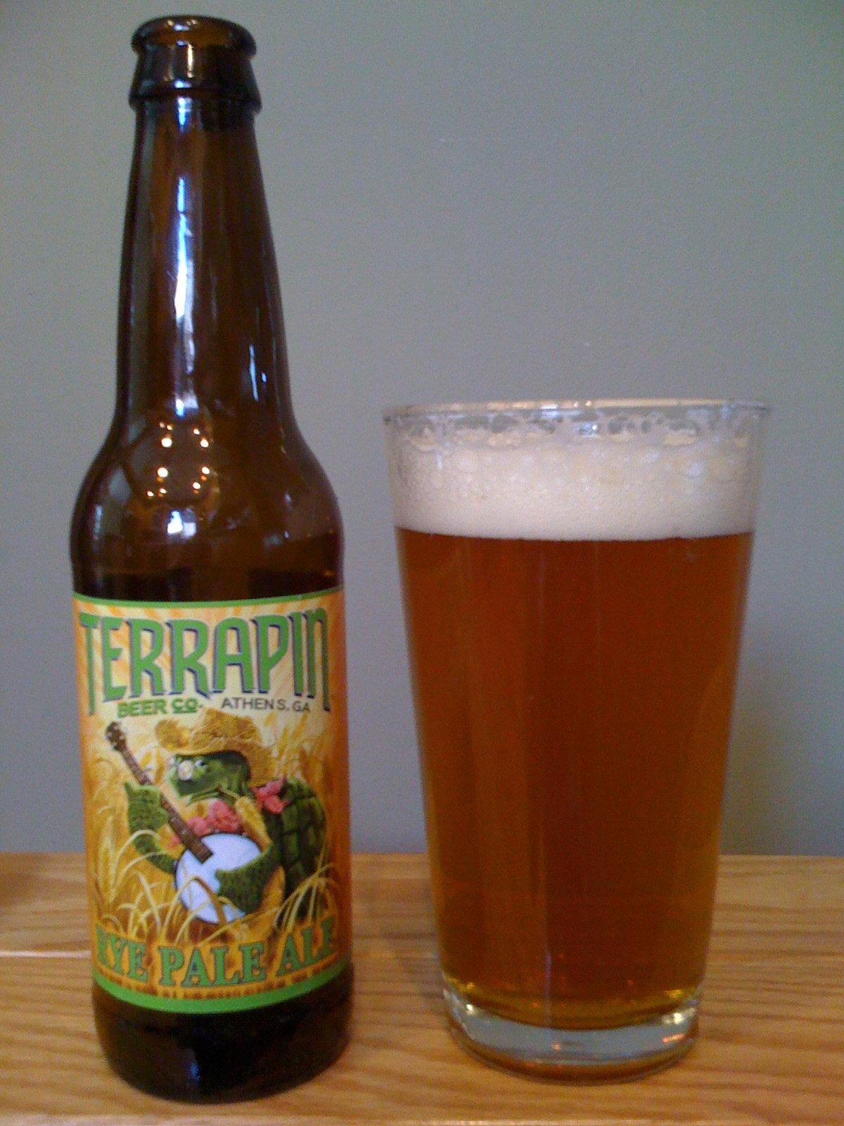 Terrapin Rye Pale Ale