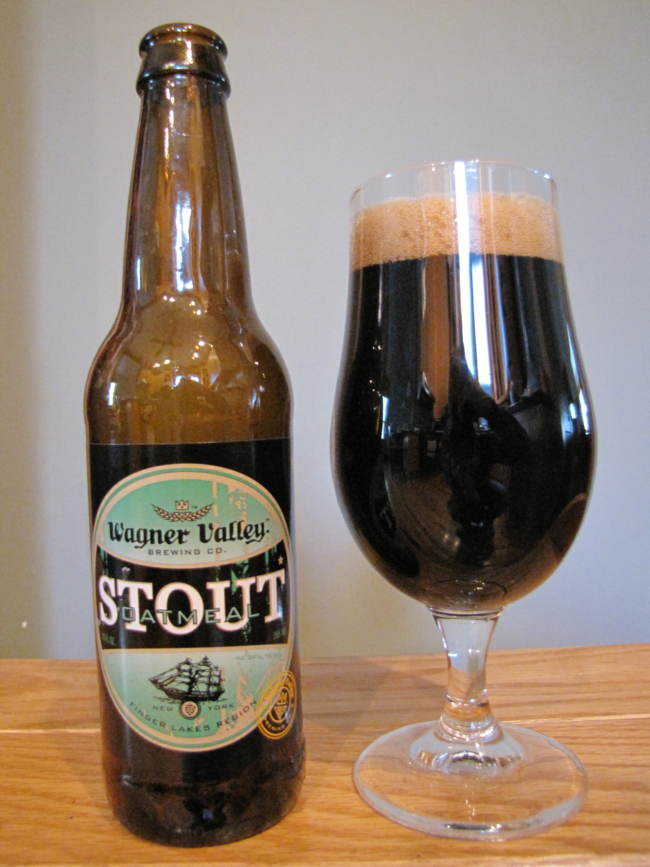 Wagner Valley Oatmeal Stout