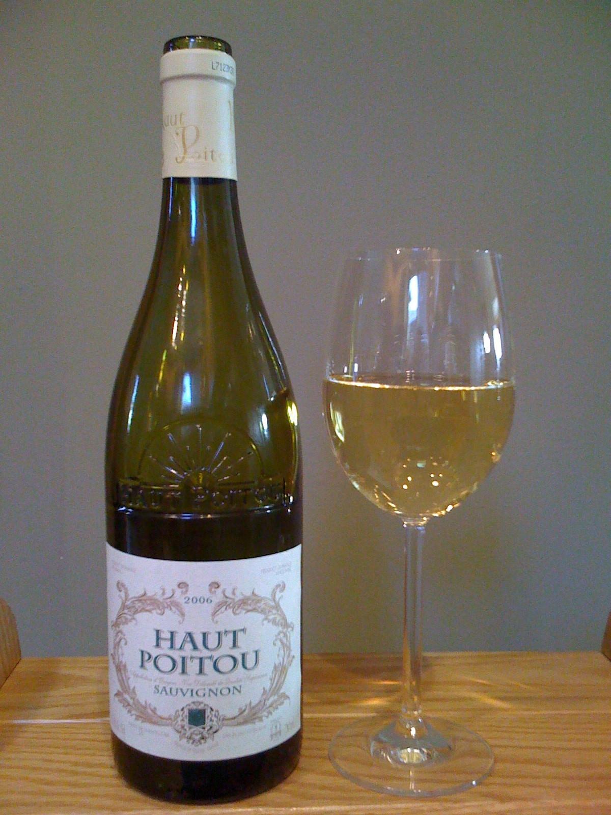 Cave Du Haut-poitou Sauvignon Blanc Haut-poitou Vdqs (2006)