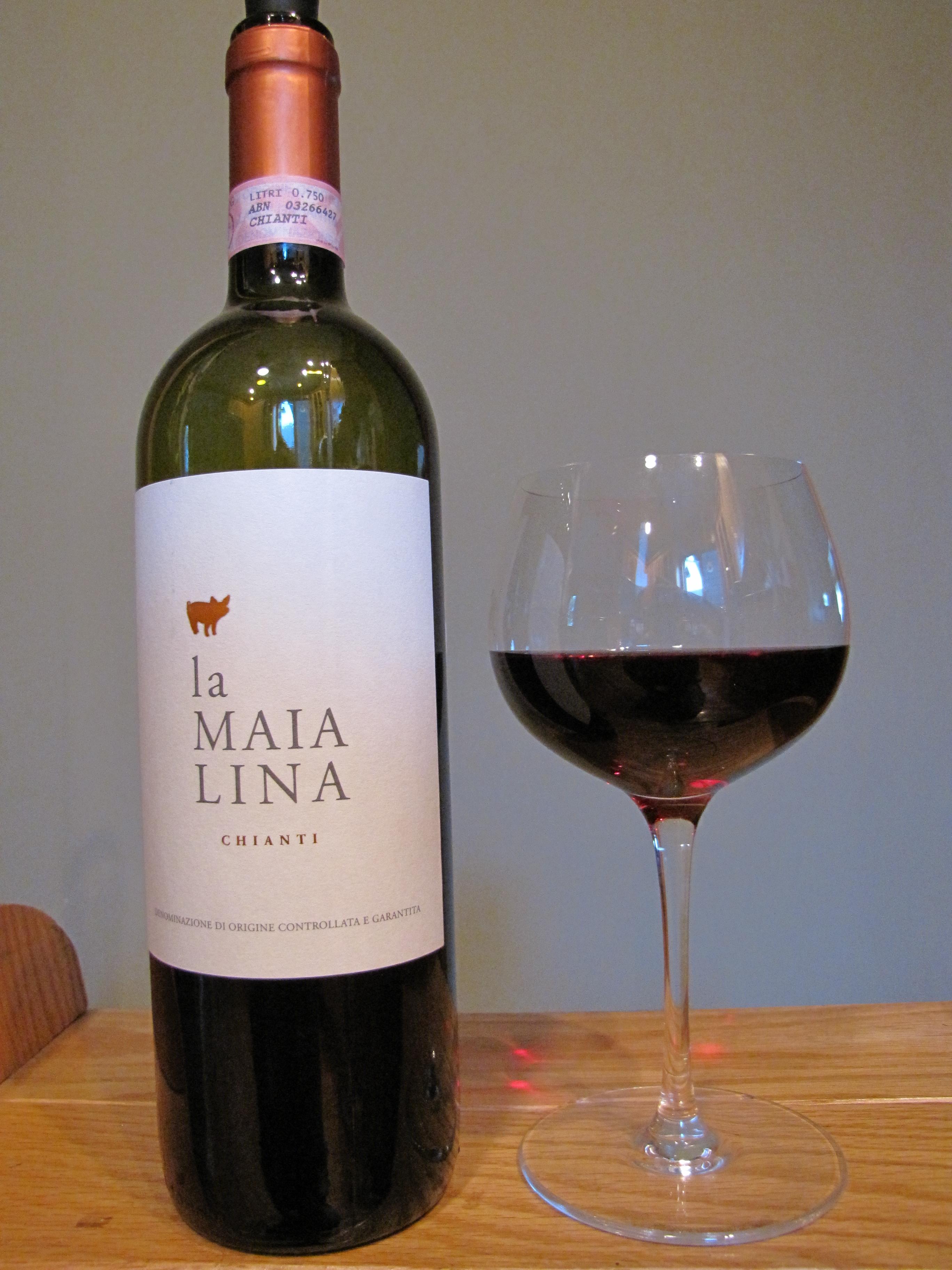La Maialina Chianti (2009)
