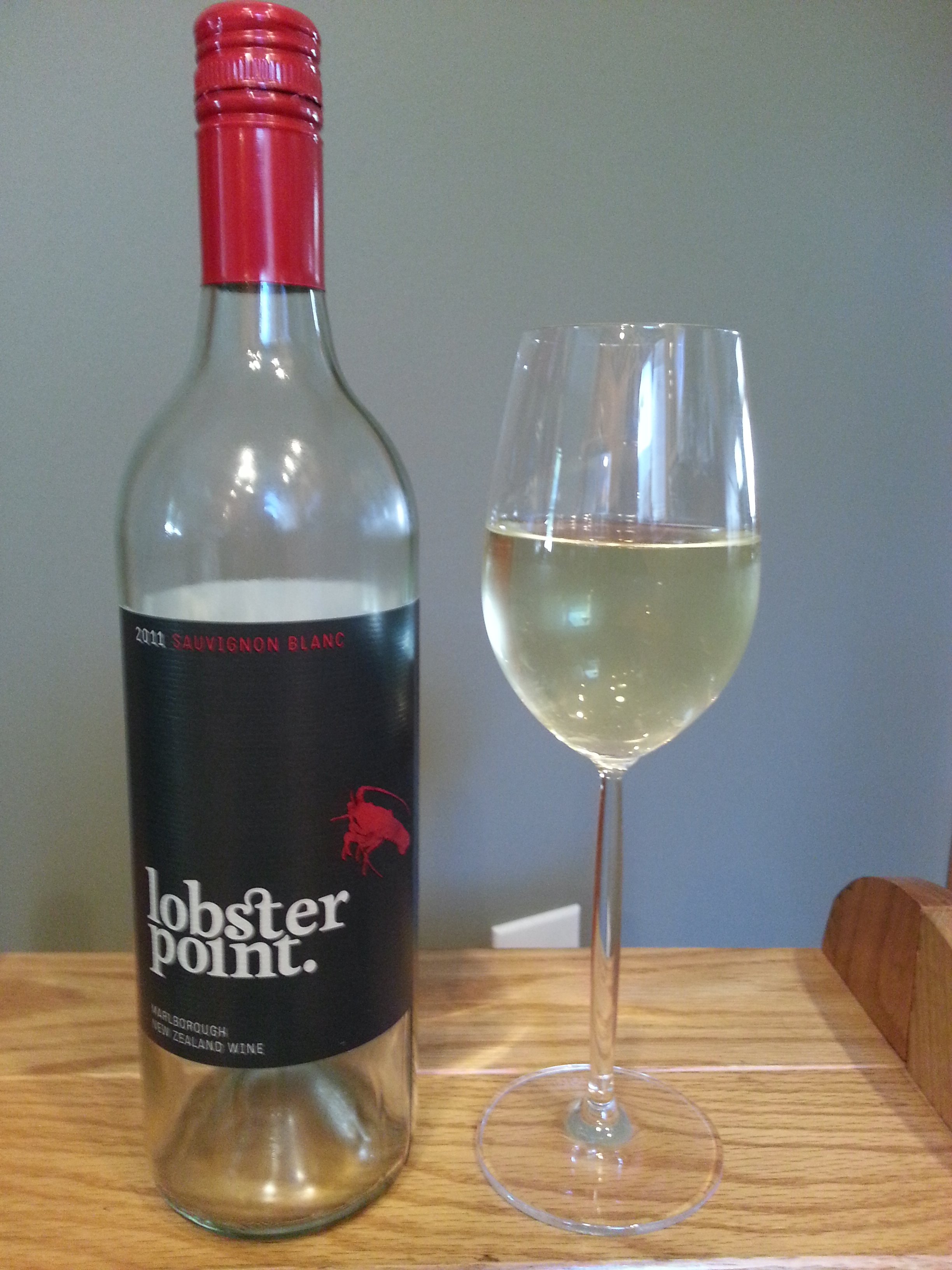 Lobster Point Sauvignon Blanc (2011)