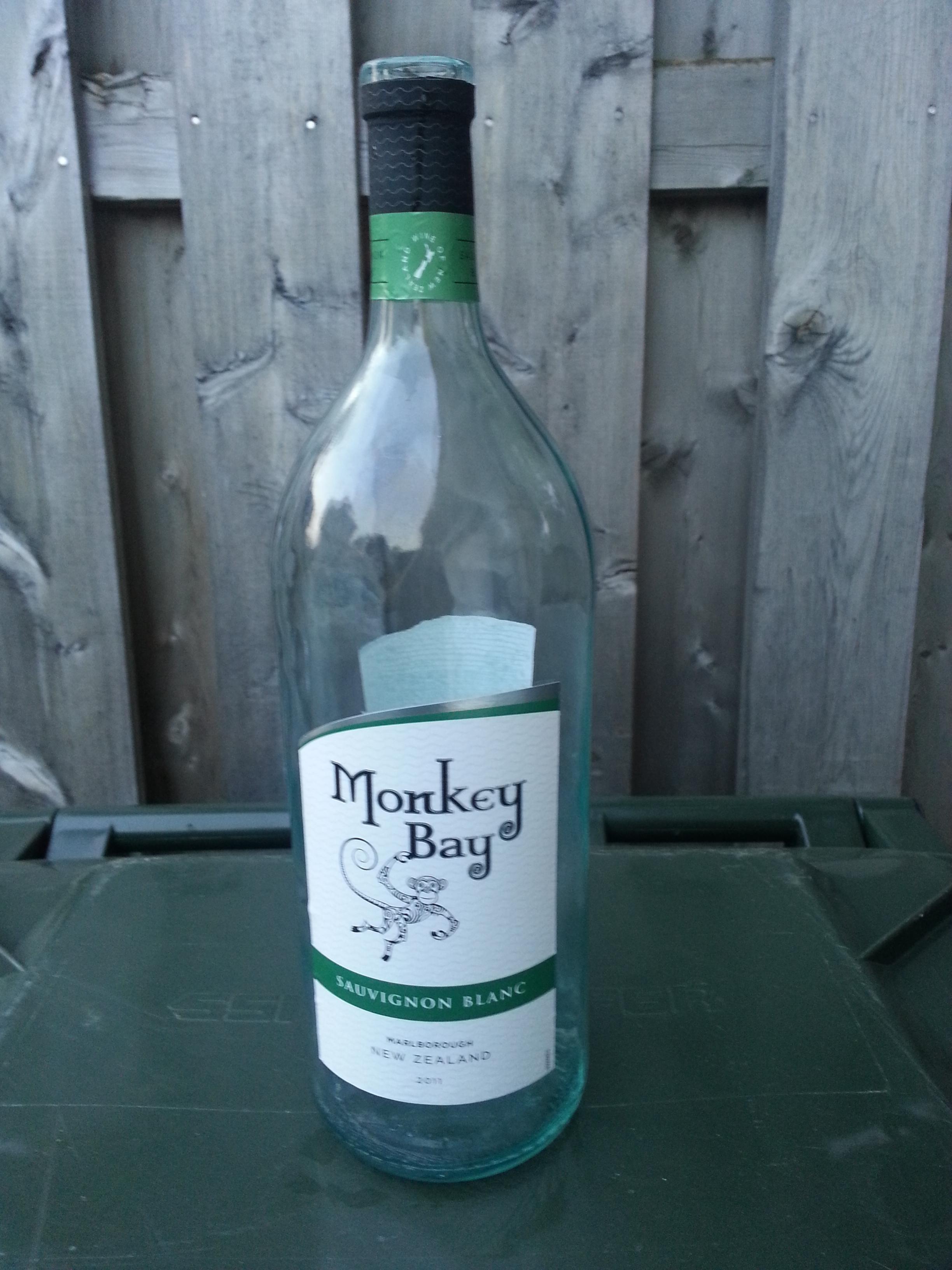 Monkey Bay Sauvignon Blanc (2011)