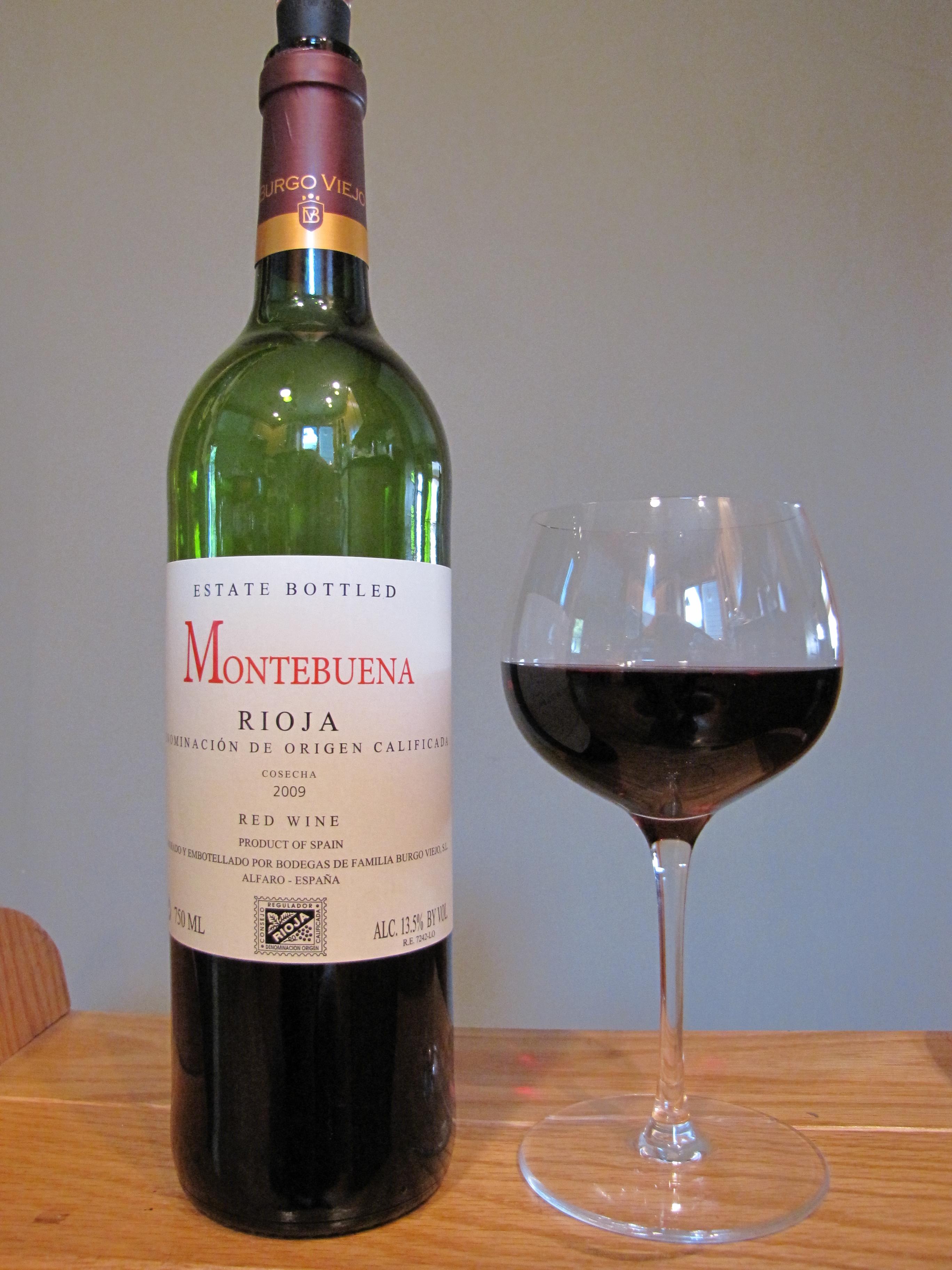 Montebuena Rioja (2009)