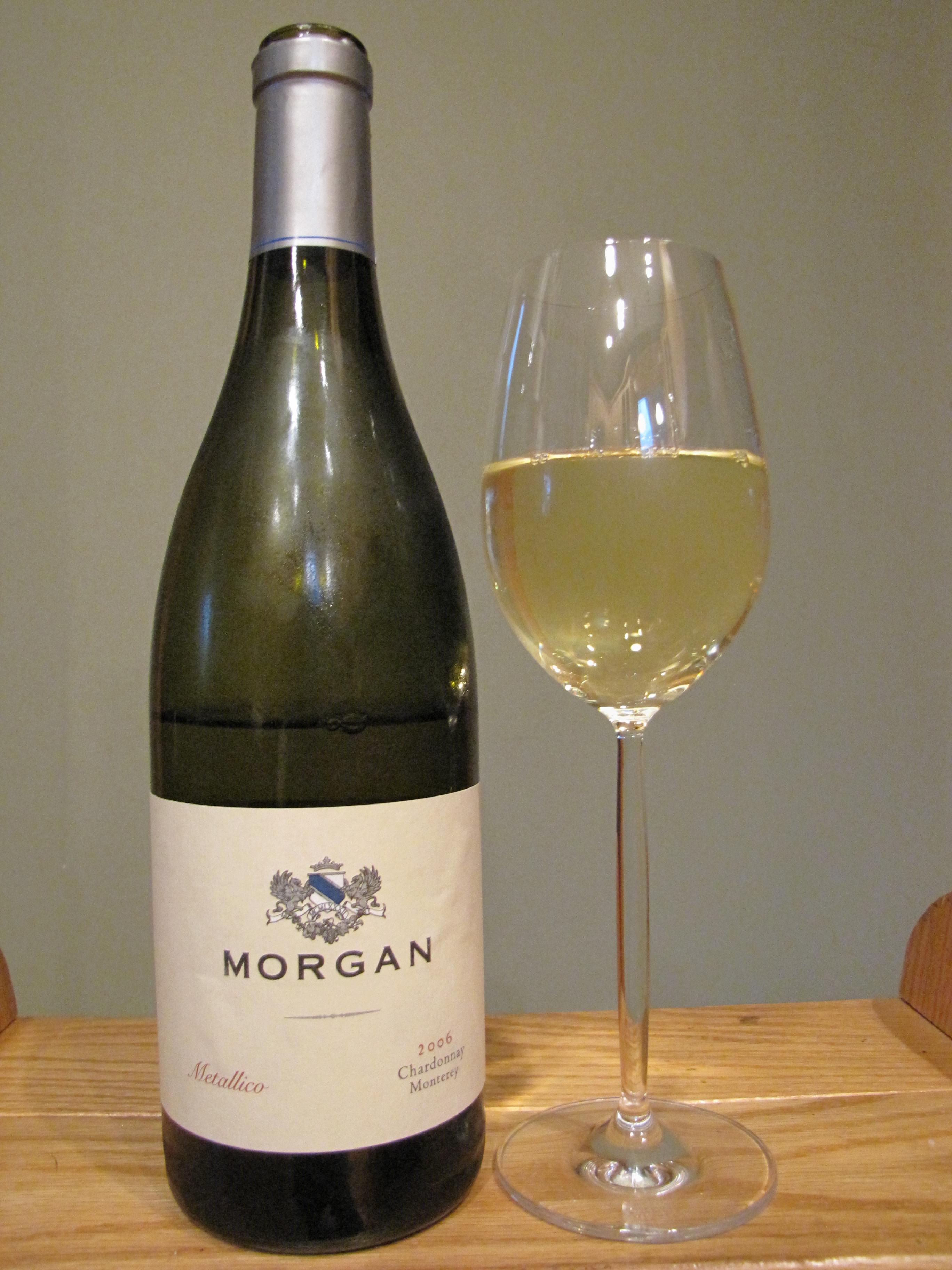 Morgan Chardonnay Metallico (2006)