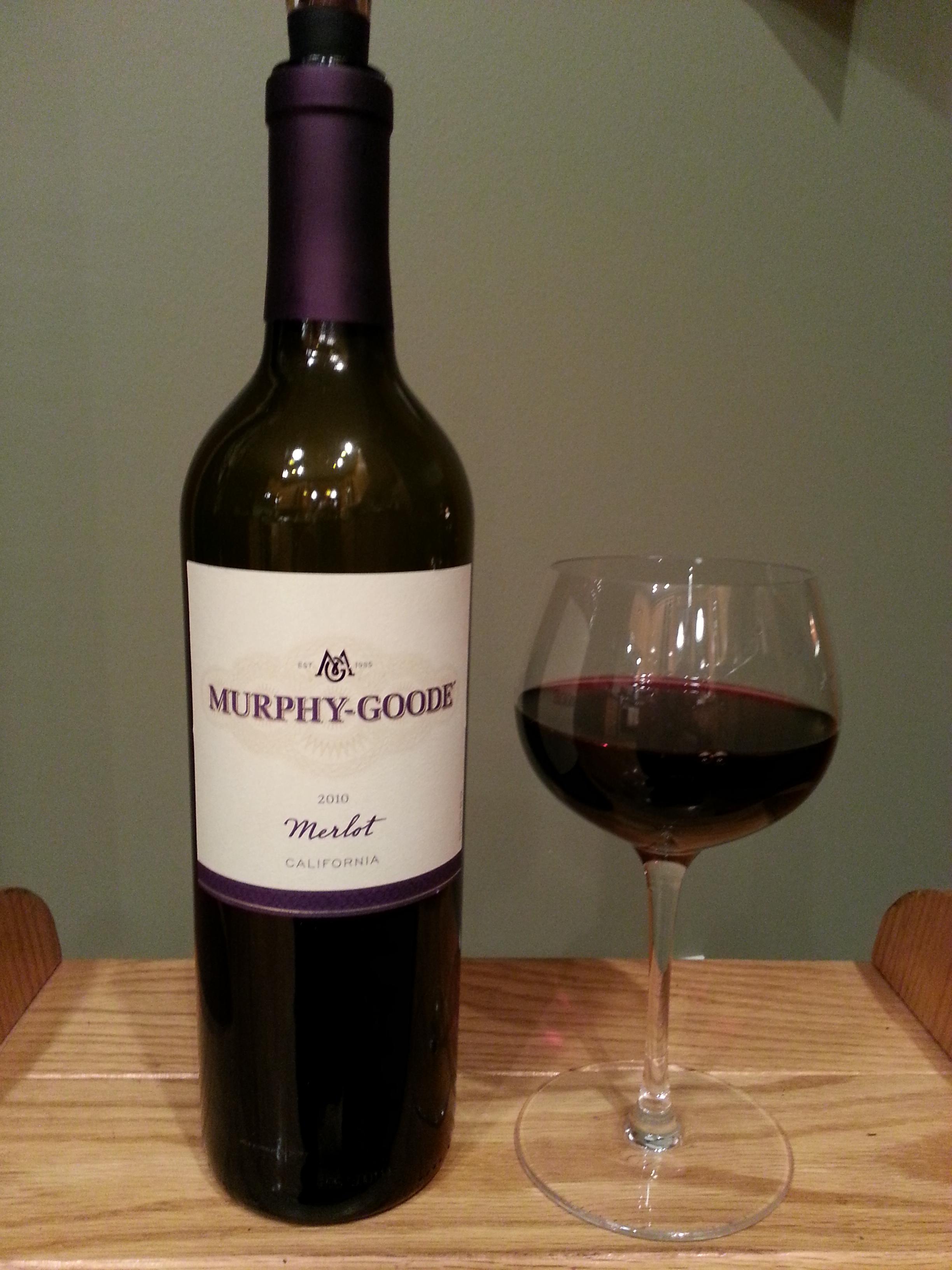 Murphy-Goode Merlot(2010)