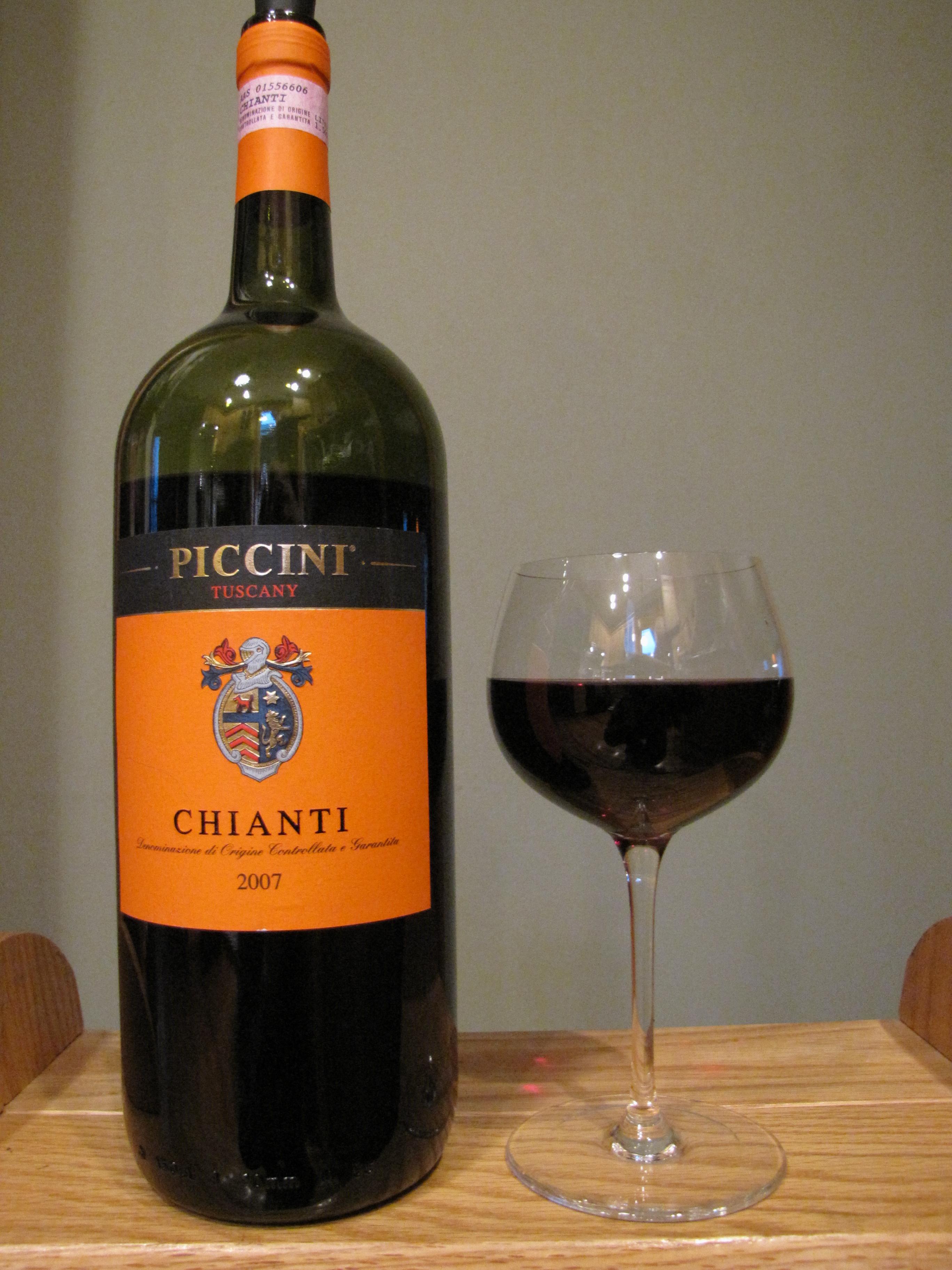 Piccini Chianti (2007)