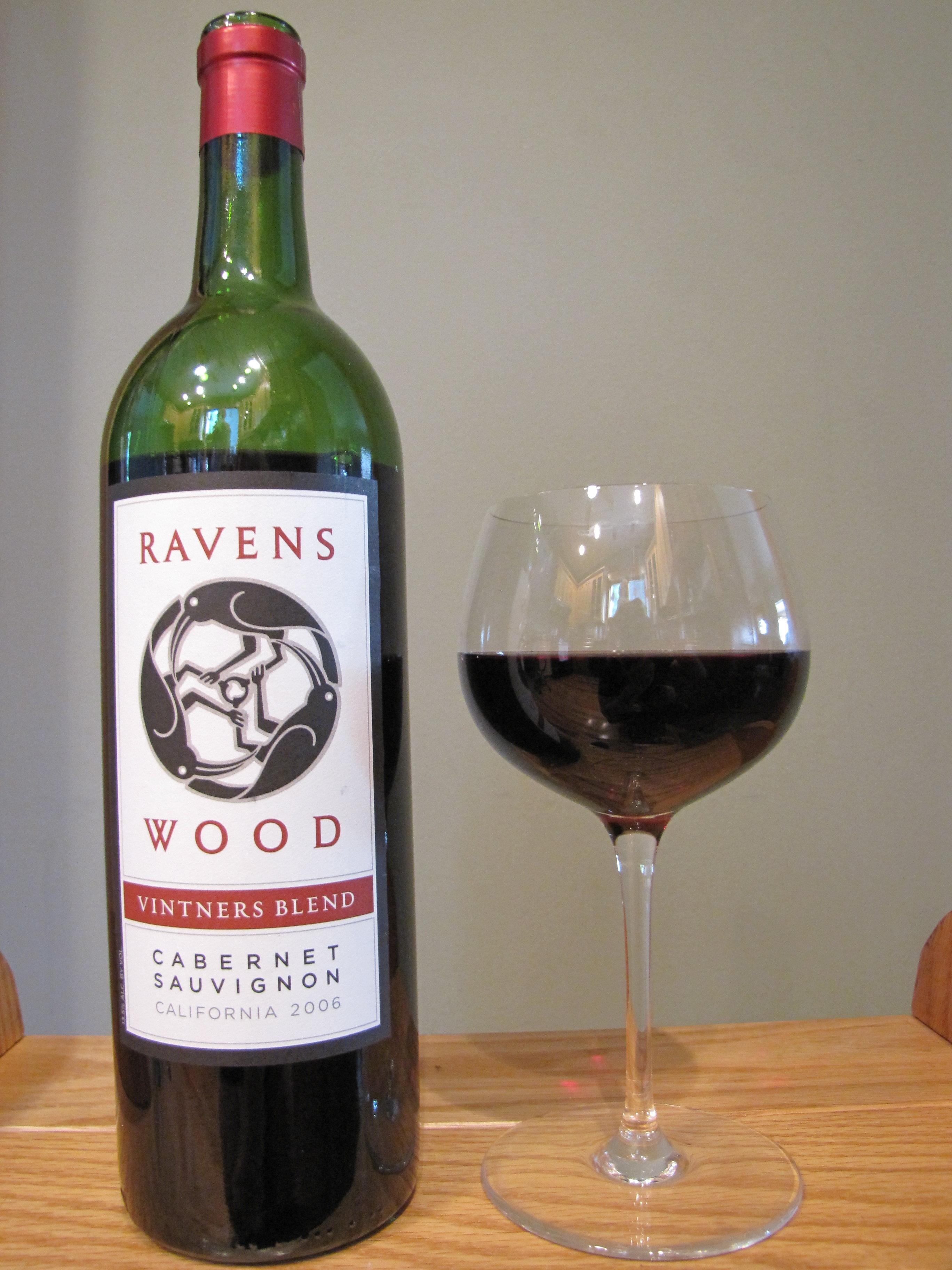 Ravenswood Cabernet Sauvignon Vintners Blend (2006)