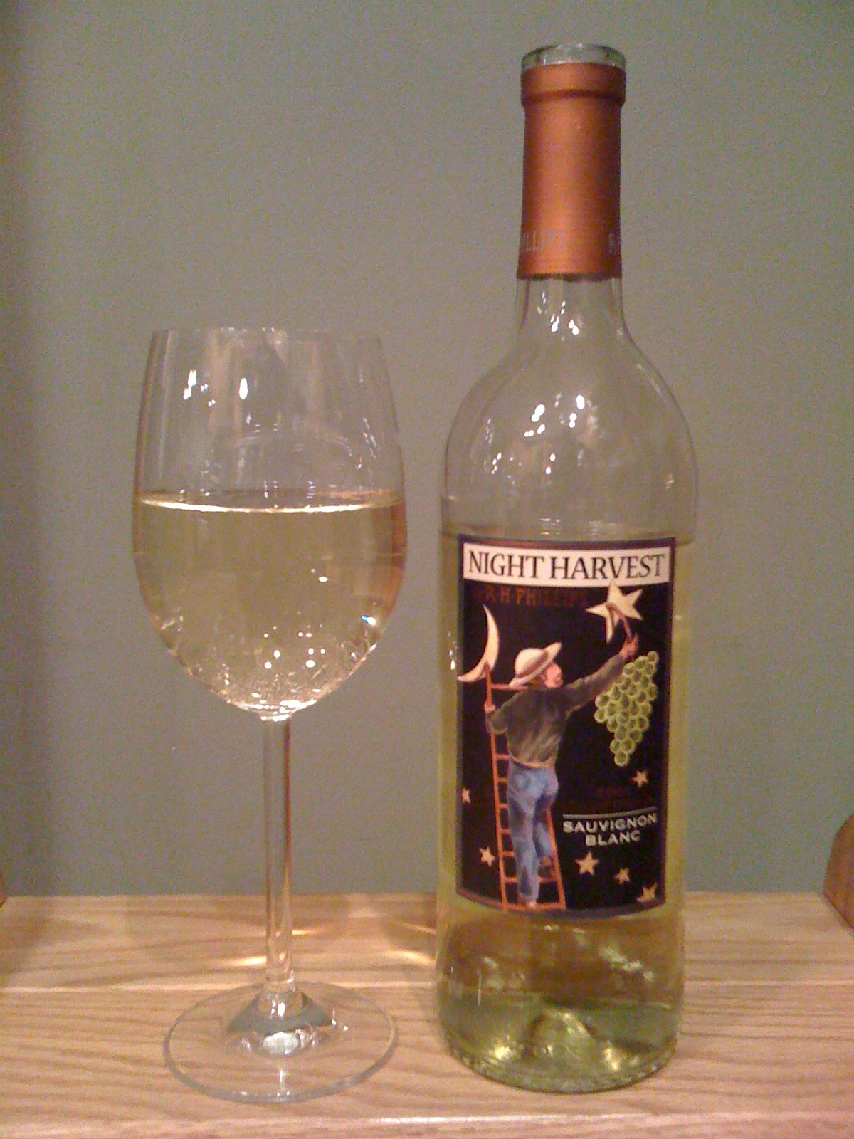 R.H. Phillips Night Harvest Sauvignon Blanc (2006)
