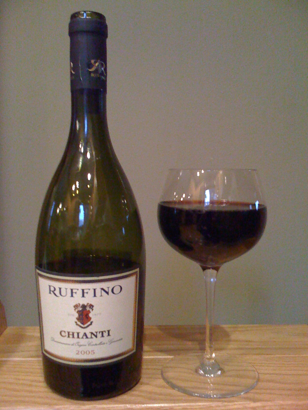 Ruffino Chianti (2005)