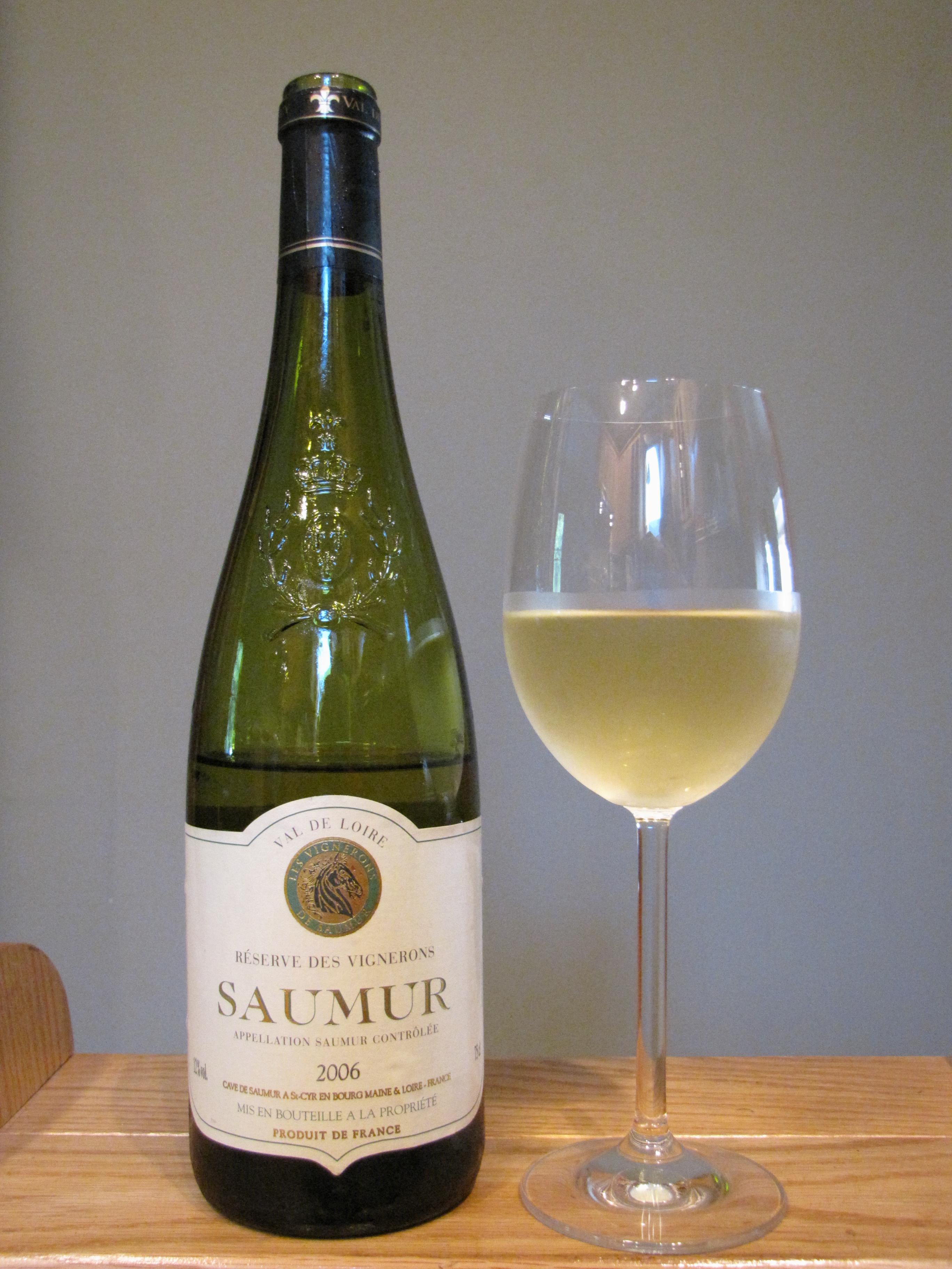 Cave de Saumur Saumur Réserve des Vignerons (2006)