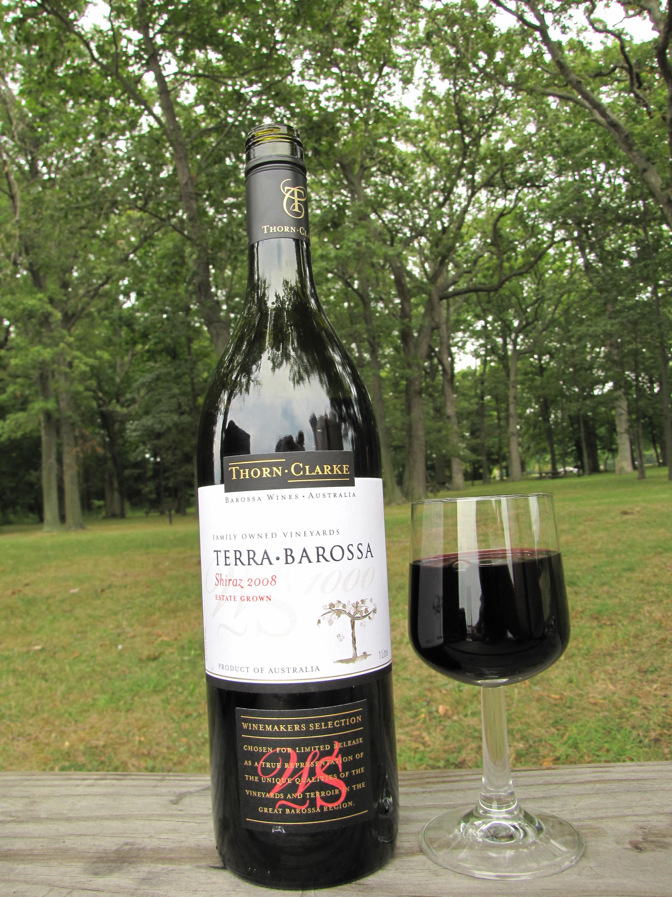 Thorn-Clarke Shiraz Terra Barossa (2008)
